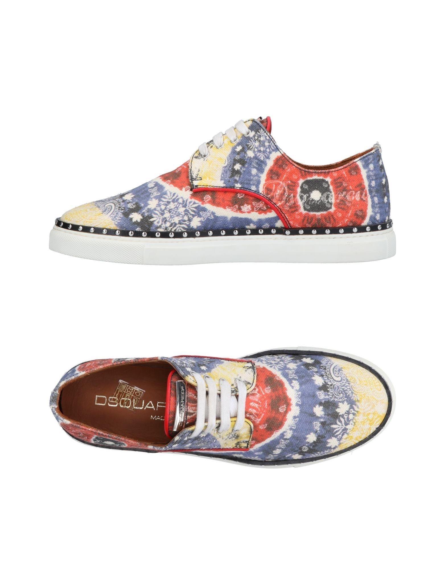 A buon mercato Sneakers Dsquared2 Uomo - 11470039OH