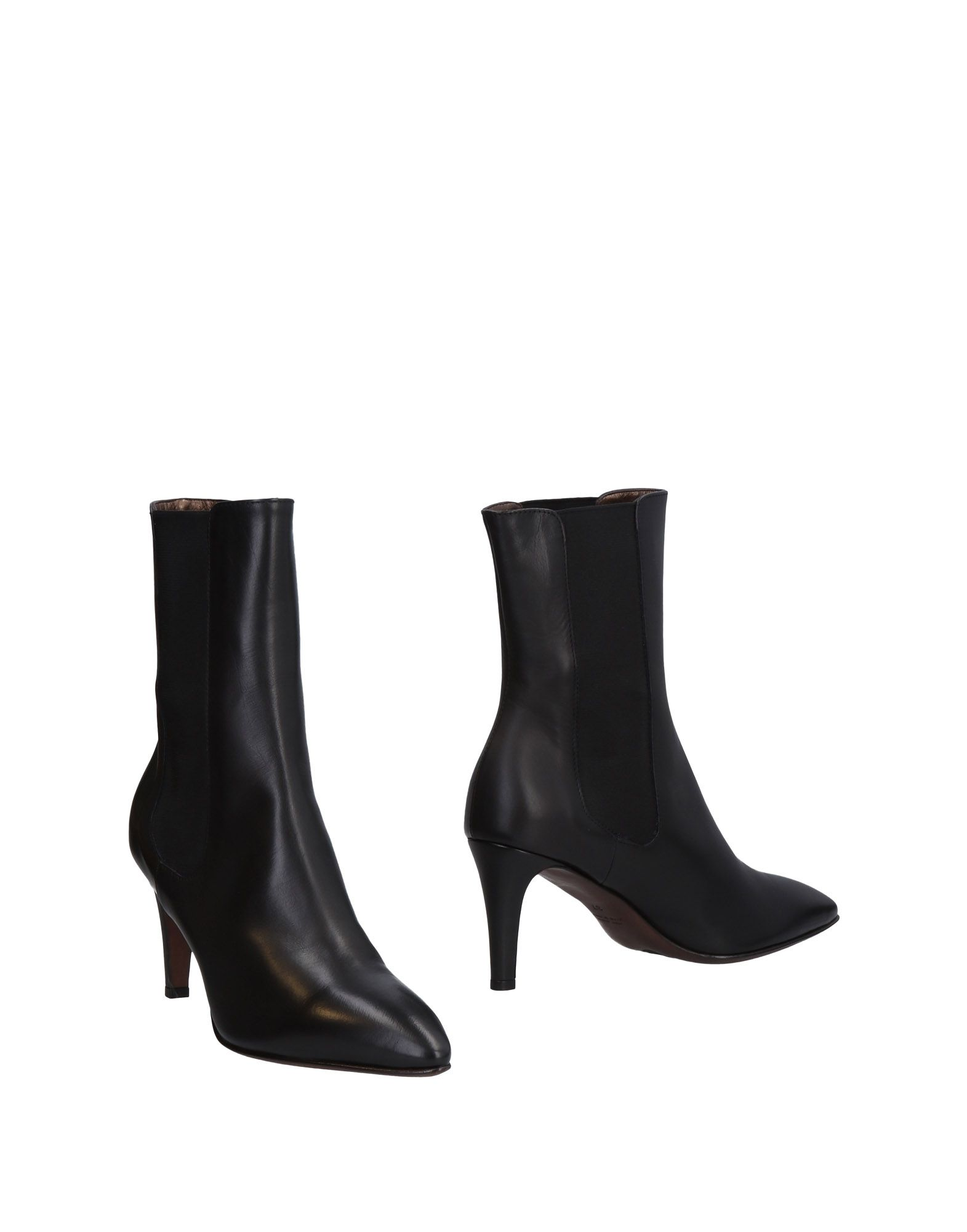 Bottine Agl Attilio Giusti Leombruni Femme Giusti - Bottines Agl Attilio Giusti Femme Leombruni Noir Dernières chaussures discount pour hommes et femmes 10b868