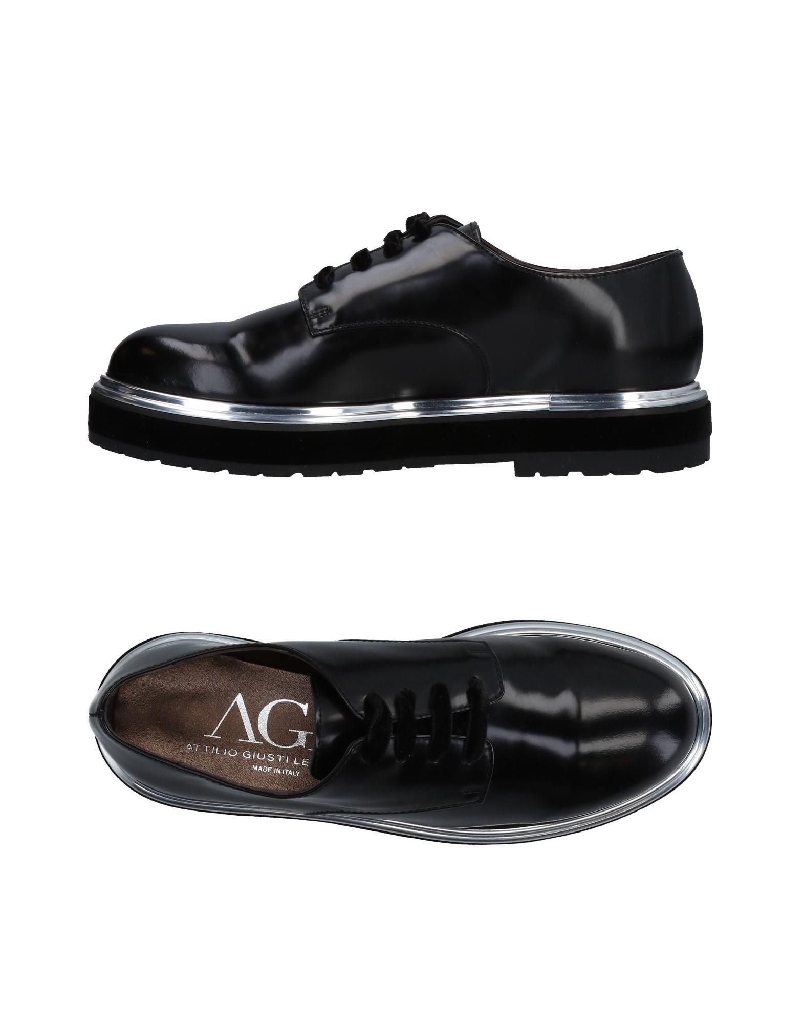 Agl Attilio Giusti Leombruni Schnürschuhe Damen  11470132HAGut aussehende strapazierfähige Schuhe