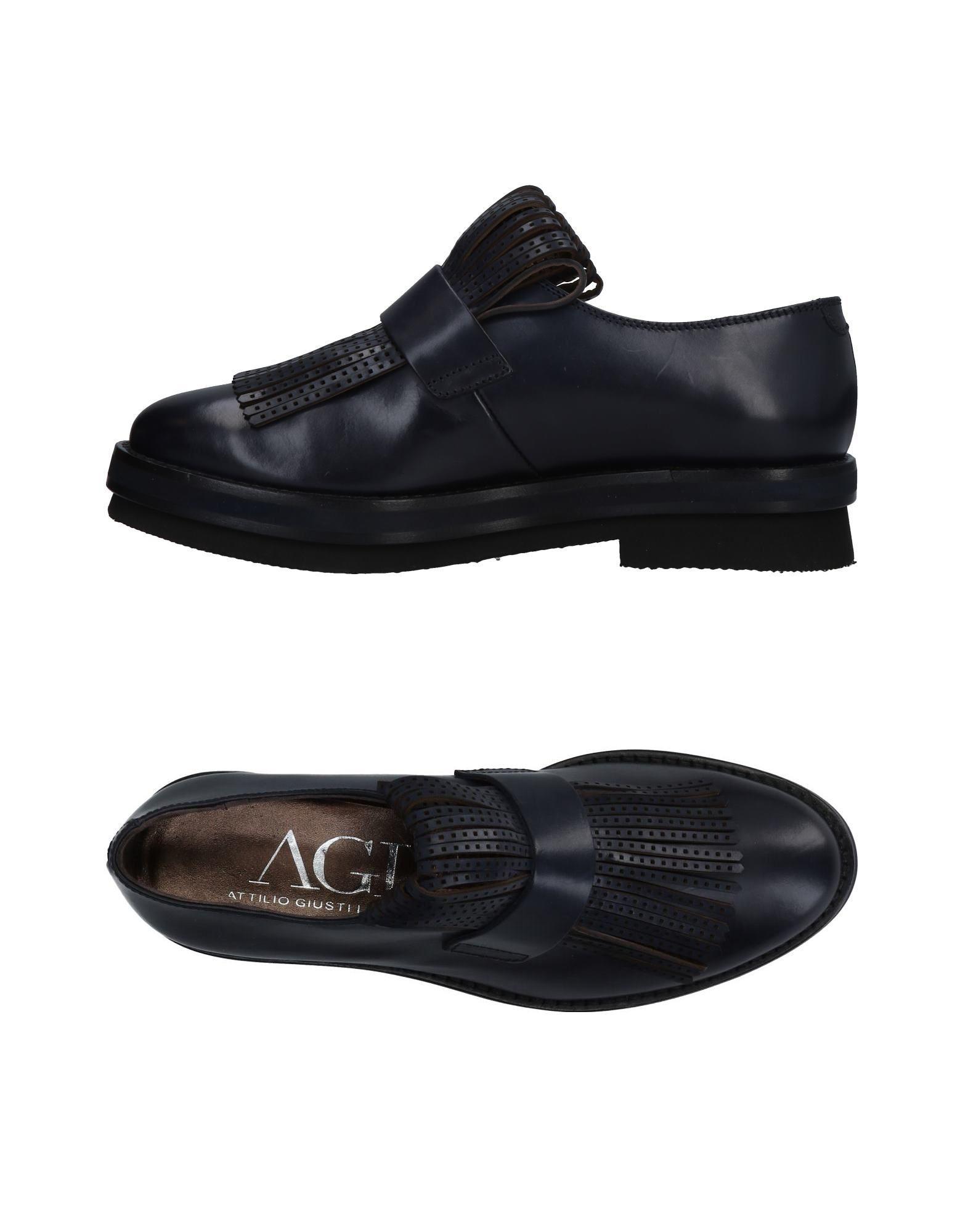 Agl Attilio Giusti Leombruni Mokassins Damen  11470136WP Heiße Schuhe