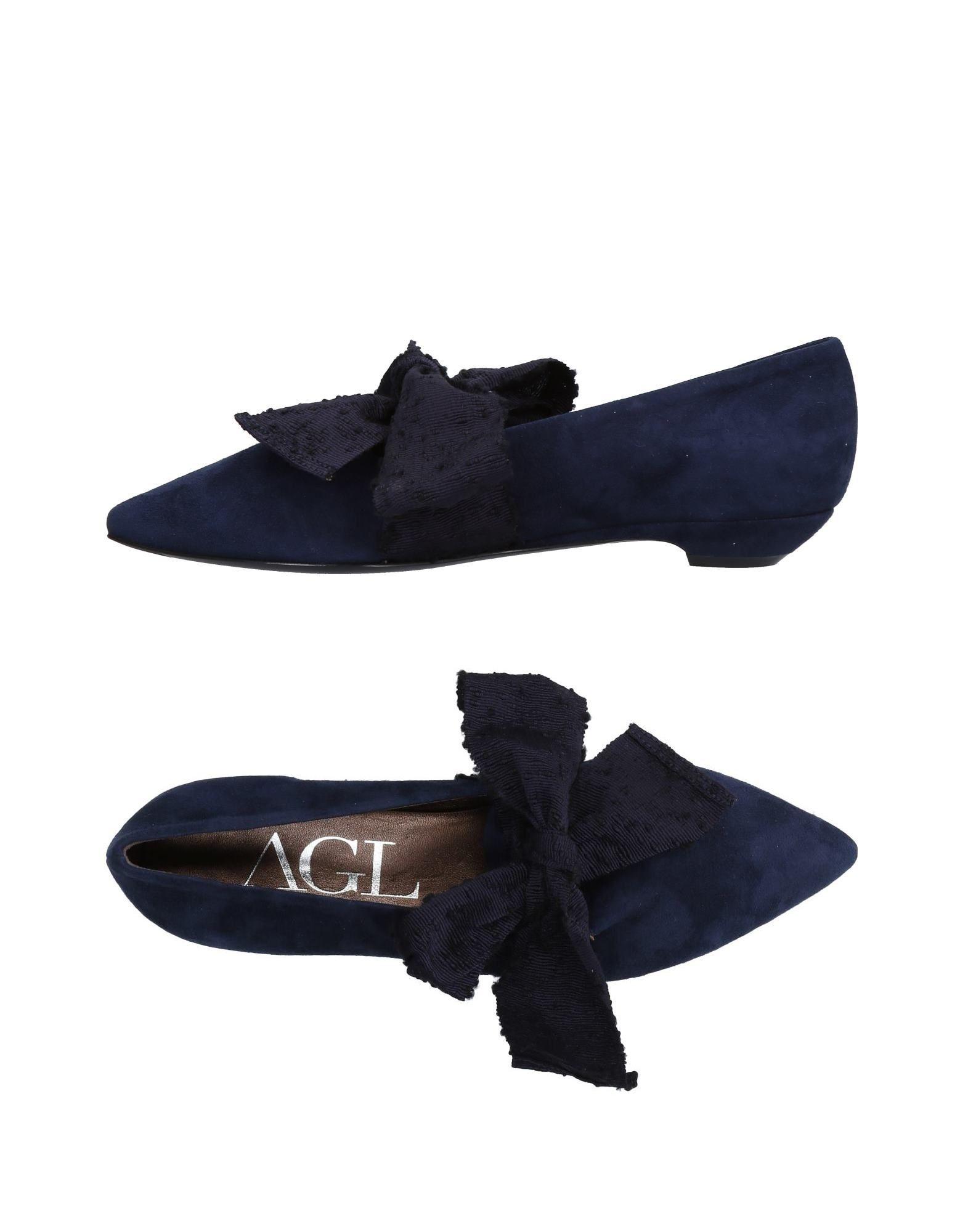 Agl Attilio Giusti Leombruni Mokassins Damen  11470143SB Heiße Schuhe