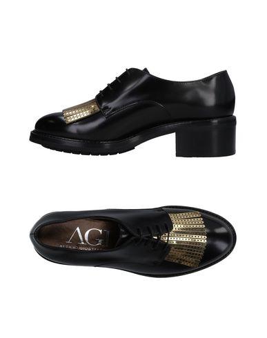 f91d535f10324d Chaussures À Lacets Agl Attilio Giusti Leombruni Femme - Chaussures ...