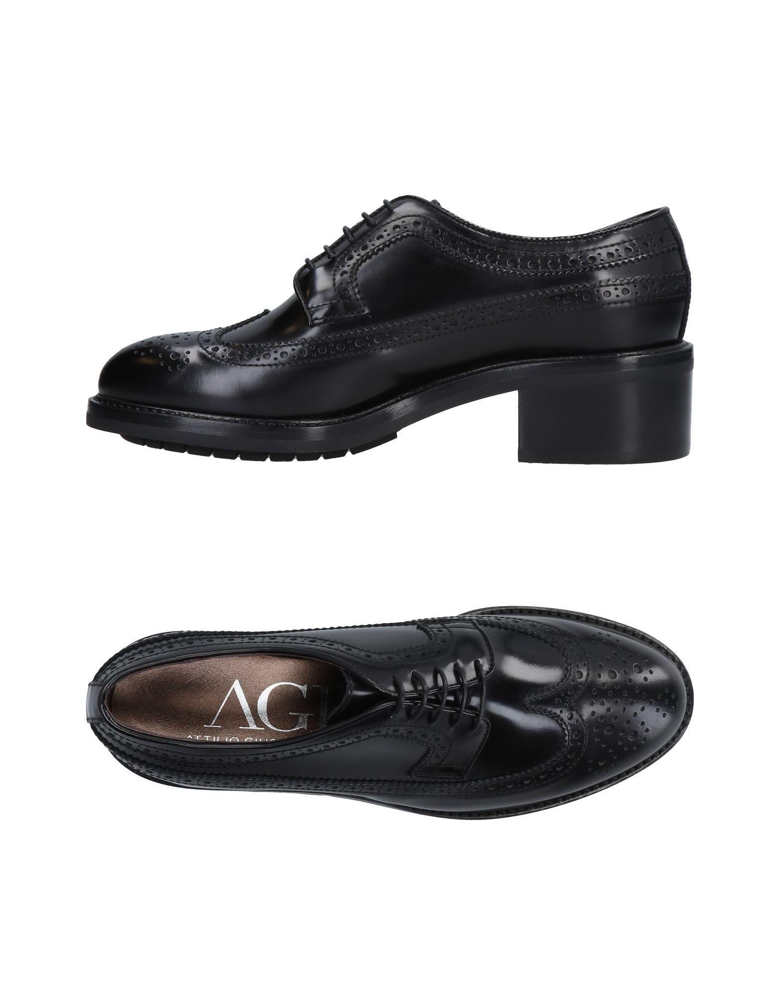 Agl Attilio Giusti Leombruni Schnürschuhe Damen  11470193HS Heiße Schuhe