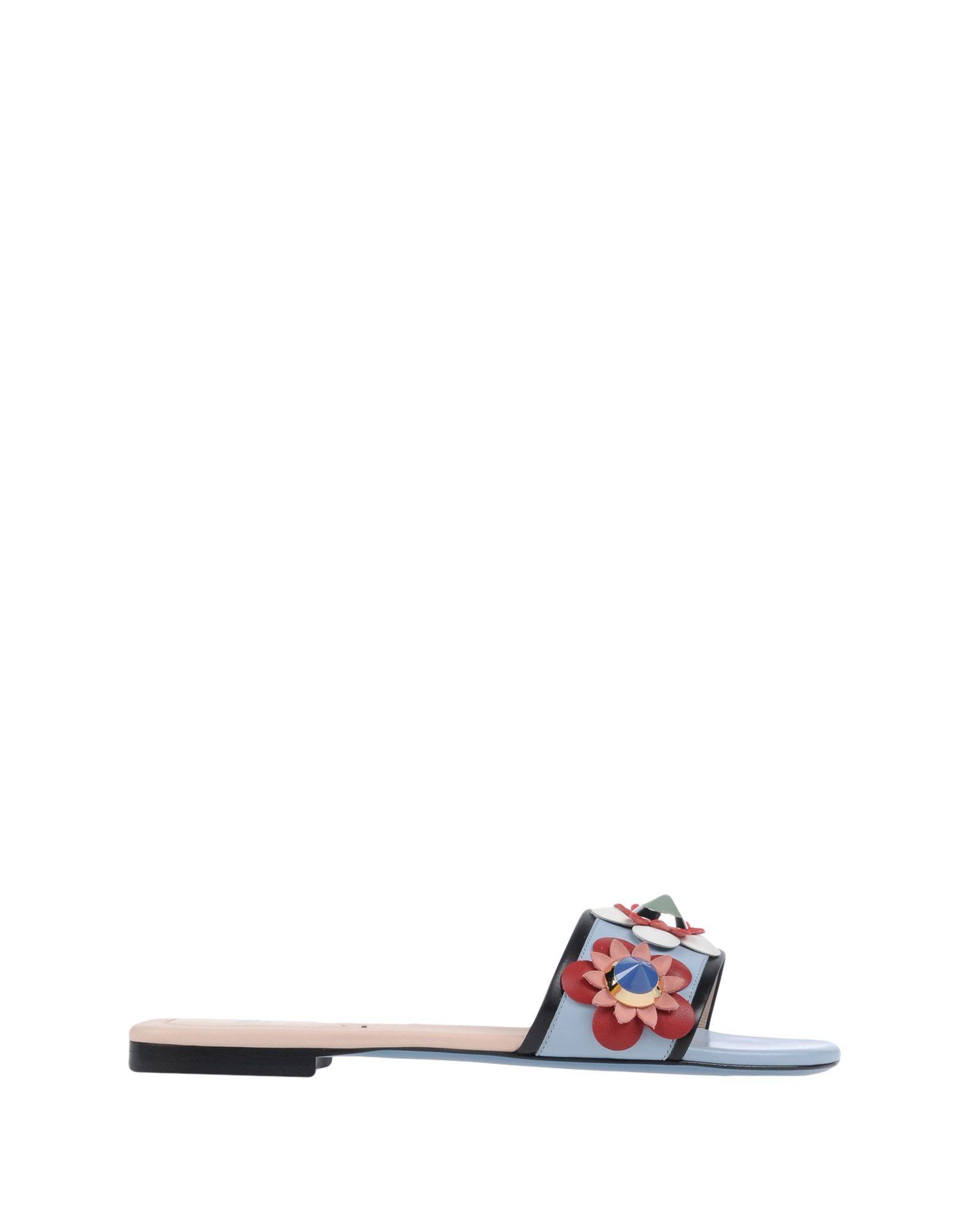 Fendi Sandalen strapazierfähige Damen  11470203EOGut aussehende strapazierfähige Sandalen Schuhe c4f1a6