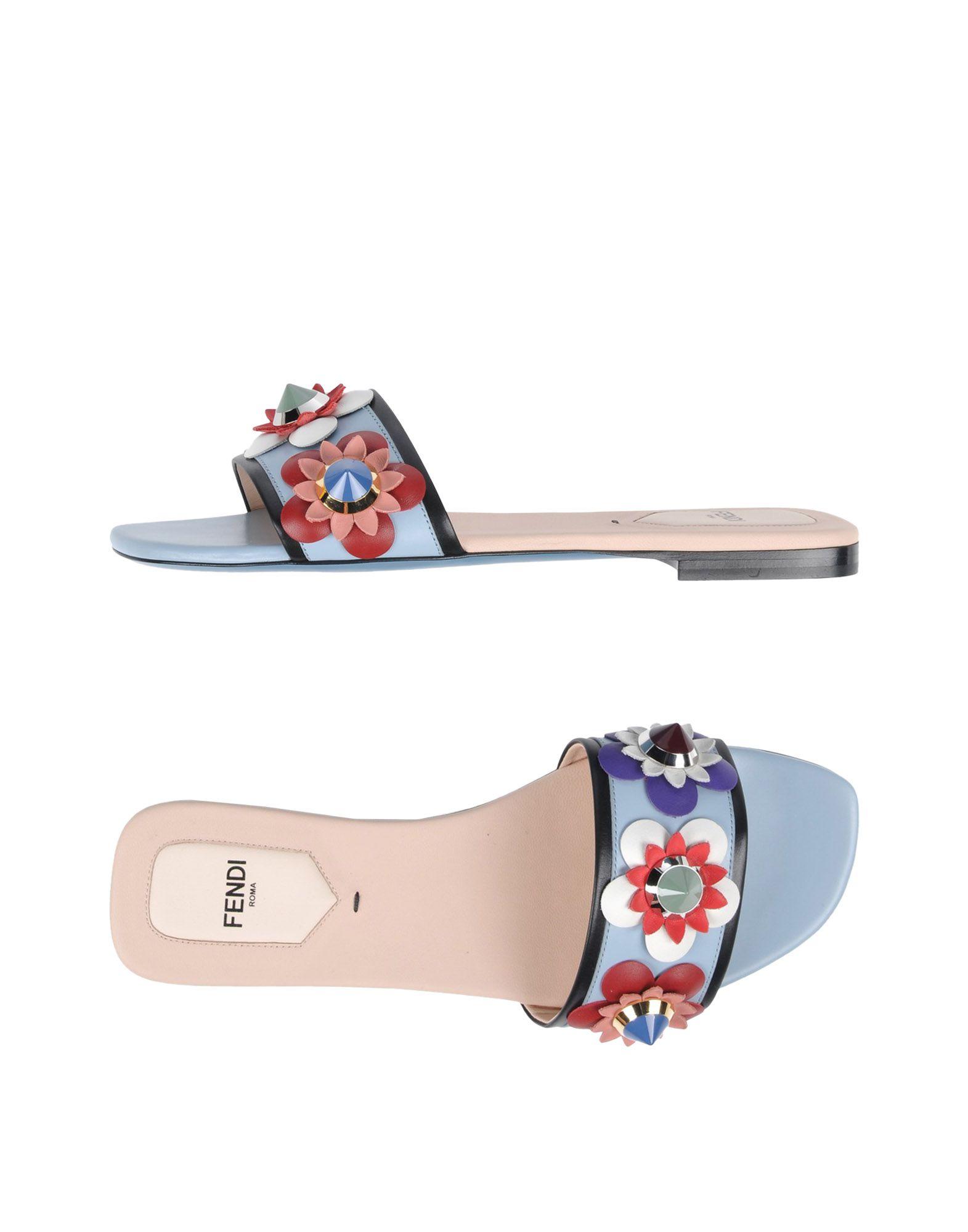 Fendi Sandals Sandals - Women Fendi Sandals Fendi online on  United Kingdom - 11470203EO bac088