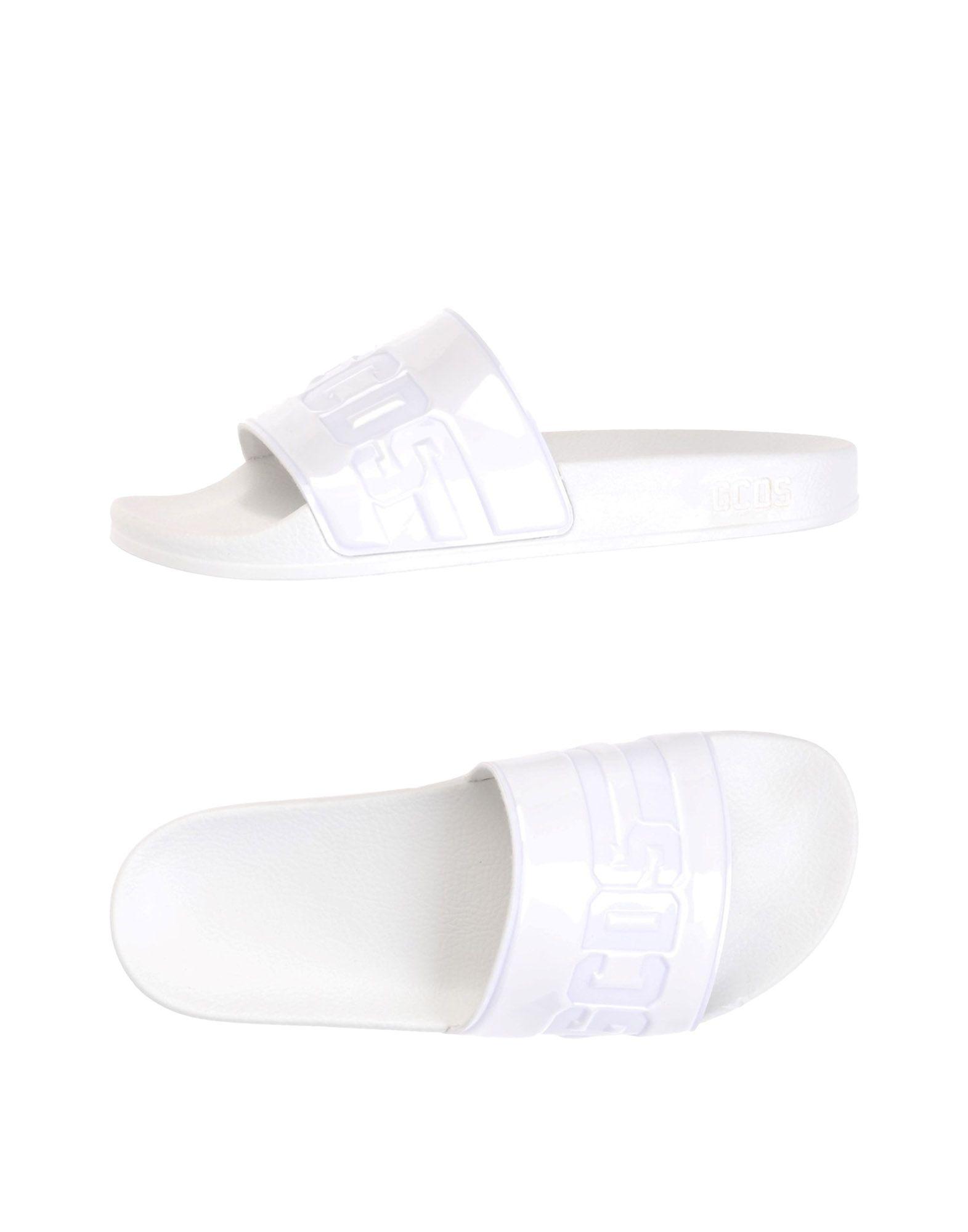 Sandali Gcds _Wh, Slides 01 White - Donna - Acquista online su