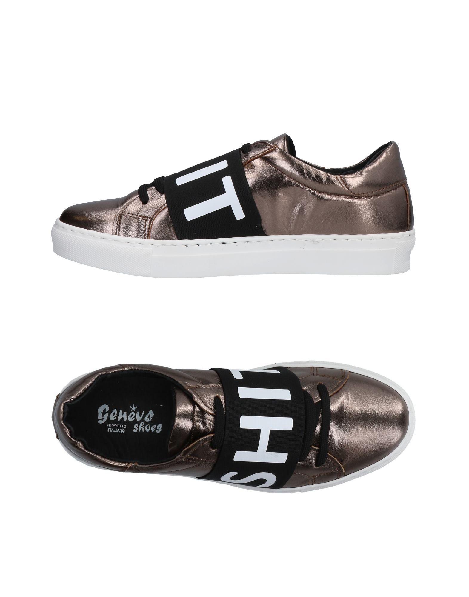 Haltbare Mode billige Schuhe Geneve Sneakers Damen  11470248NG Heiße Schuhe