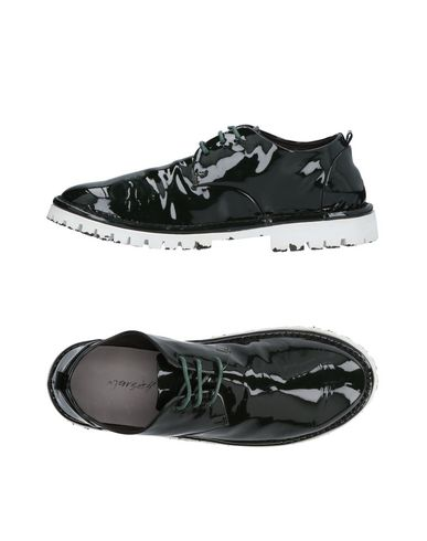 Zapatos de hombres y mujeres de moda casual Zapato De Cordones Marsèll Mujer - Zapatos De Cordones Marsèll - 11470650WX Verde oscuro