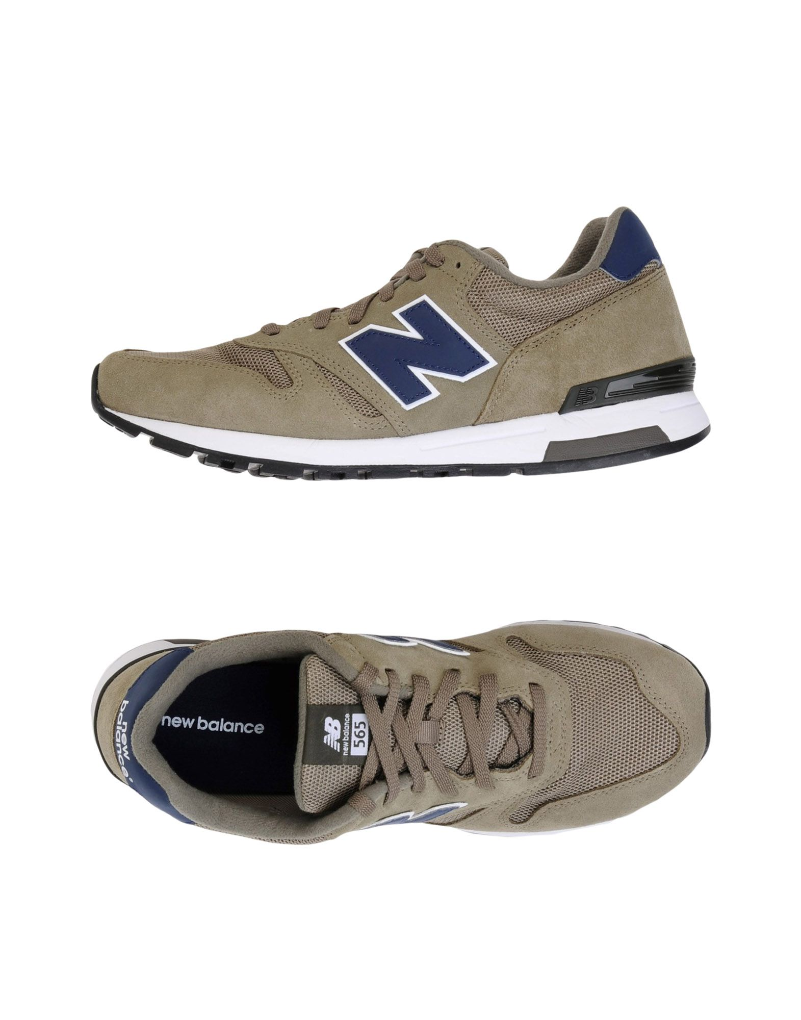 New Balance 565 Men Suede/Mesh - Sneakers - Men 565 New Balance Sneakers online on  United Kingdom - 11470663UI a752c4