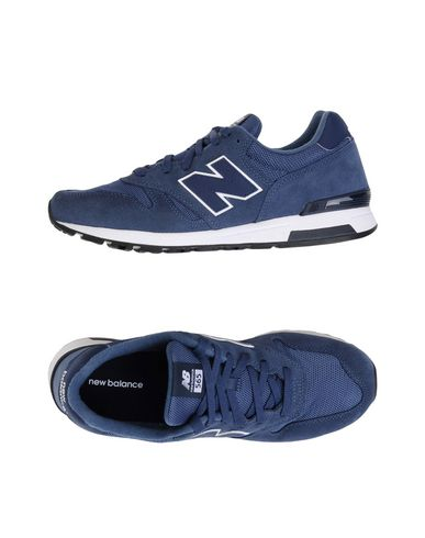 New Balance 565 Suede Mesh - Sneakers - Men New Balance Sneakers ... 3a261453161