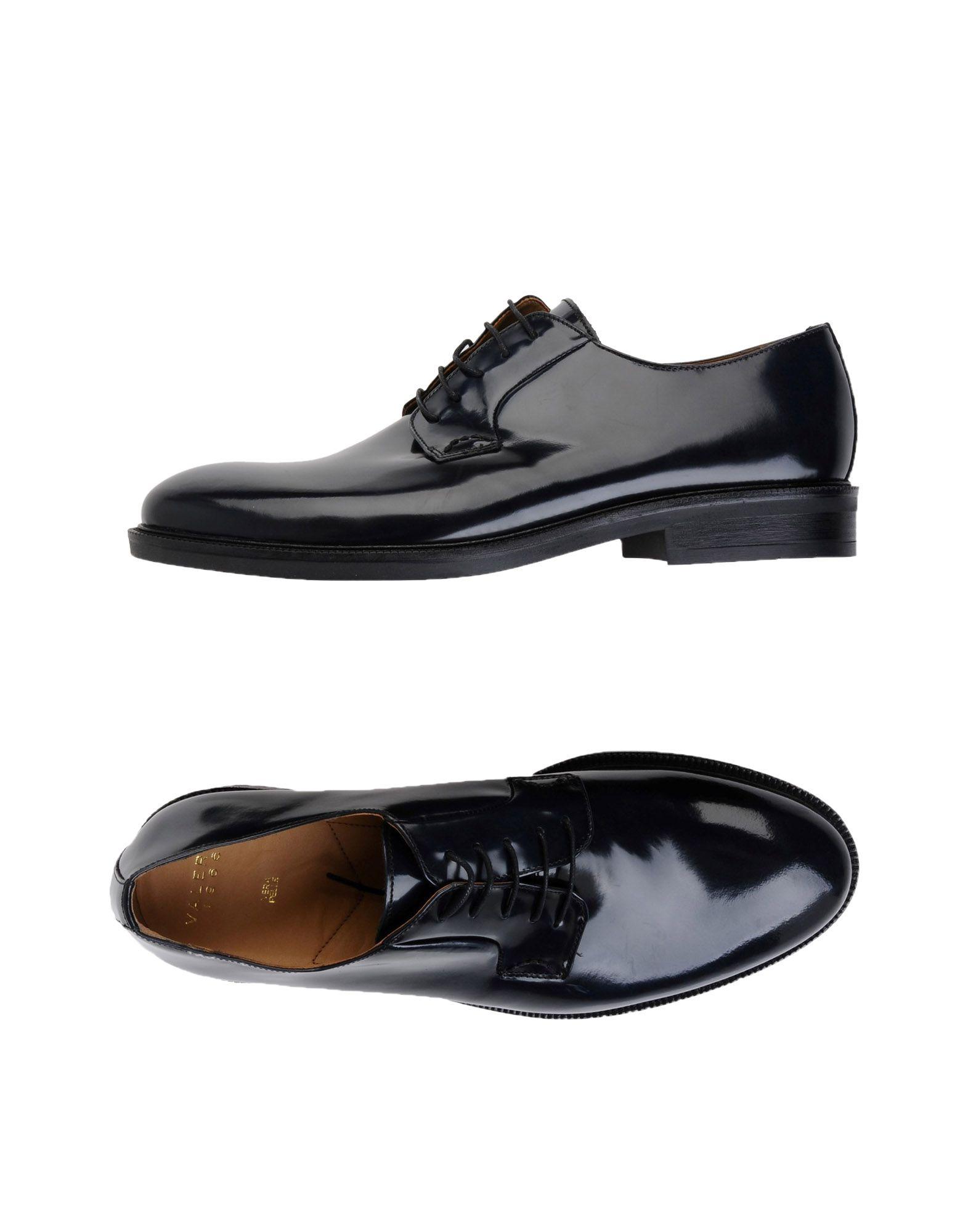 Rabatt echte Schuhe Valerio 1966 Schnürschuhe Herren  11470801TV