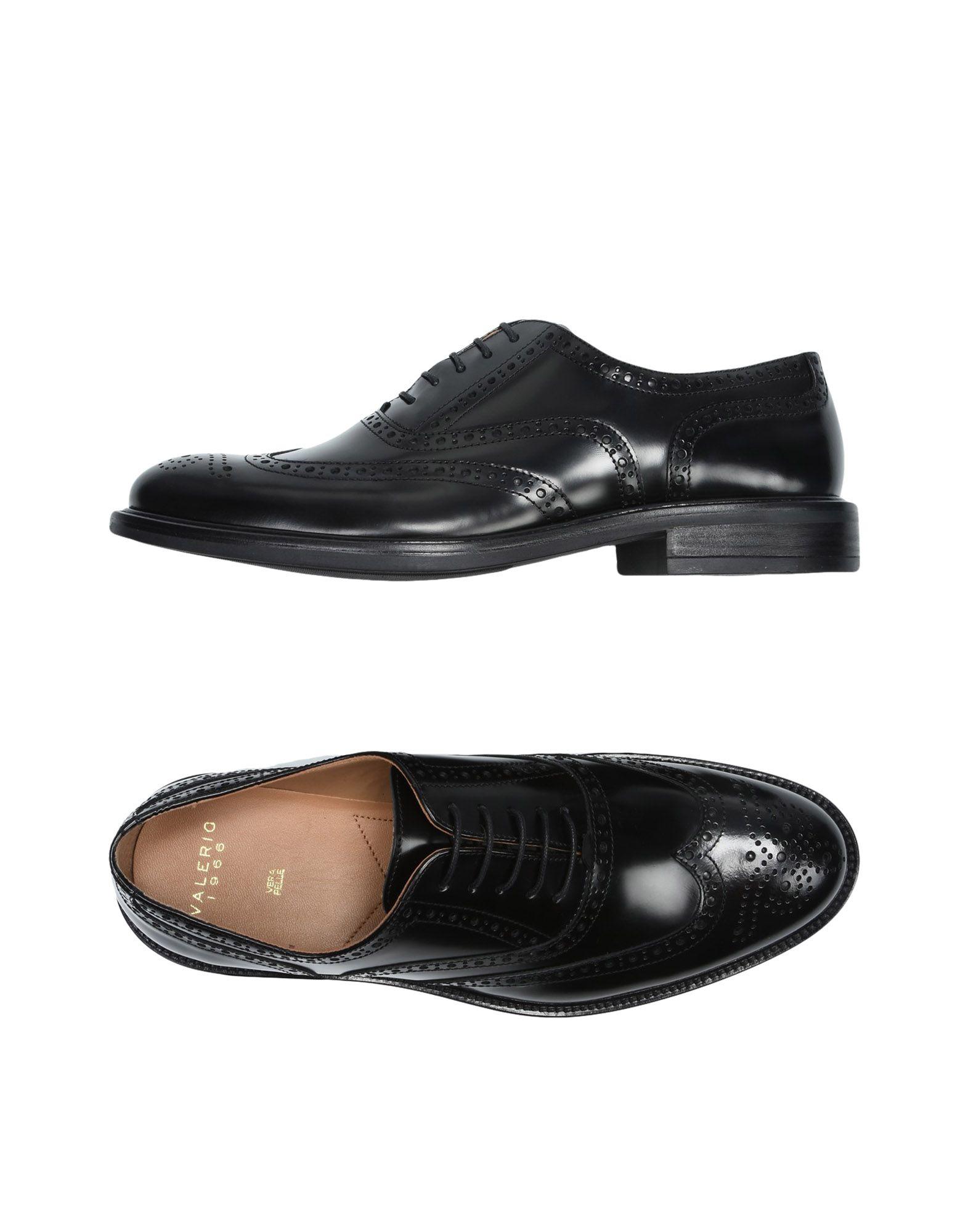 Rabatt echte Herren Schuhe Valerio 1966 Schnürschuhe Herren echte  11470804QN 67d753