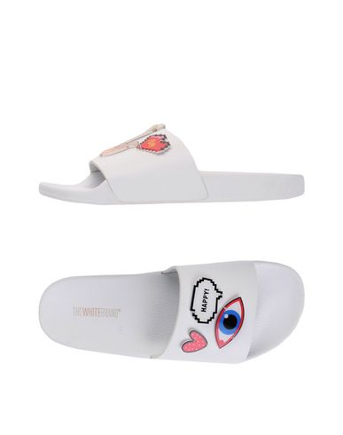 Ciabatte The White Brand  Eye - Donna - 11470827OL