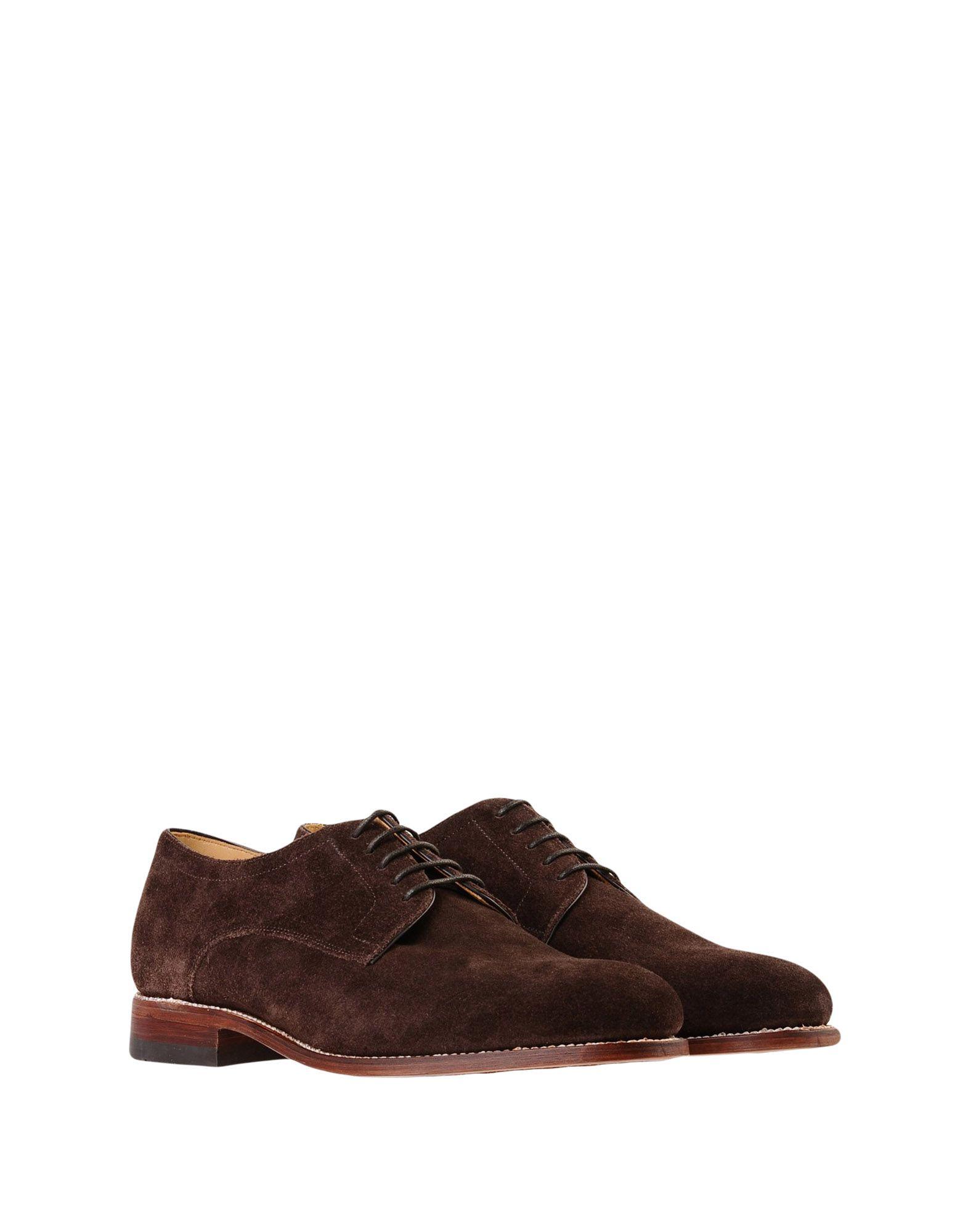3d4e4e61940 Chaussures À Lacets G.H. Bass   Co Monogram Derby Ii Suede - Femme -  Chaussures À ...