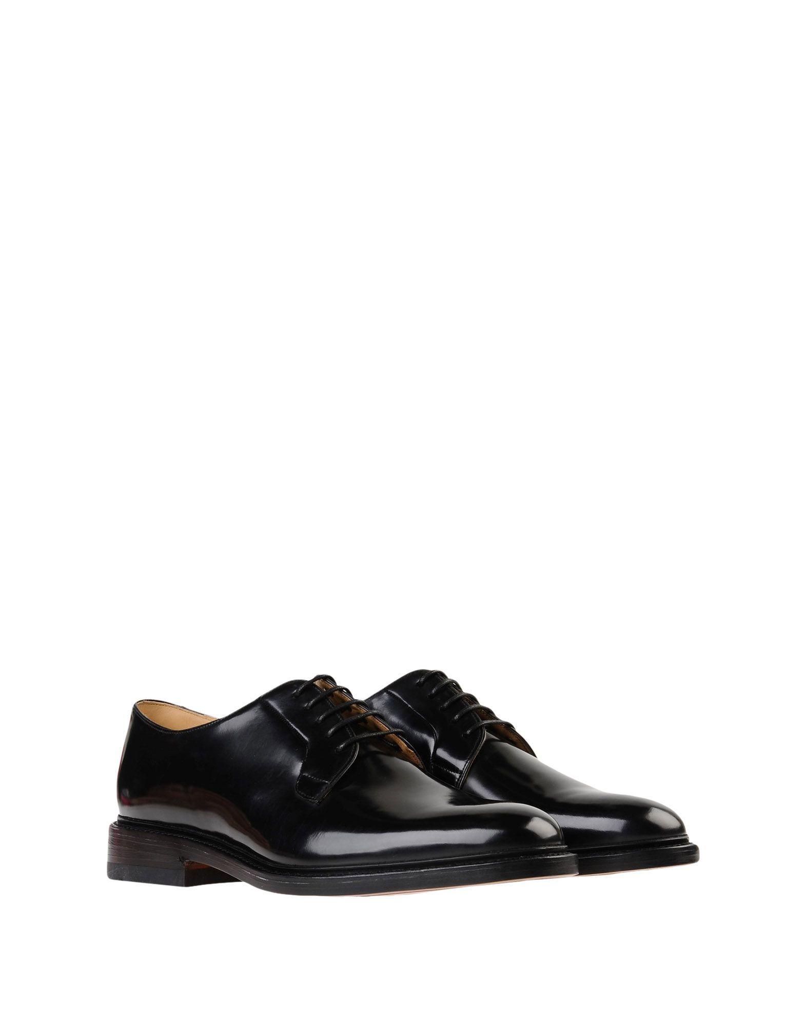Rabatt echte Schuhe G.H. Bass & Co Monogram Derby Lthr  11470874SJ