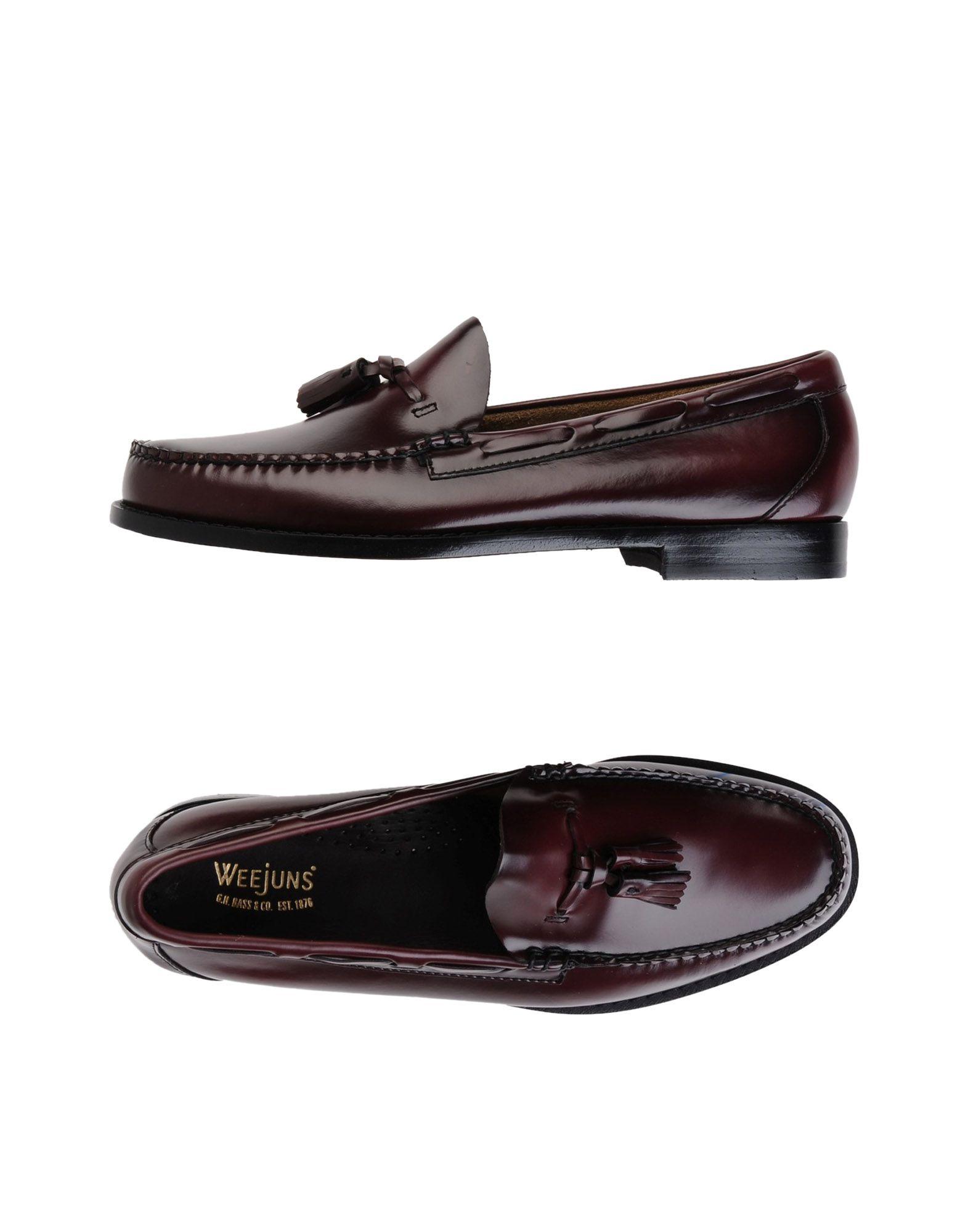 Rabatt echte Schuhe Weejuns® By G.H. Bass & Co Weejun Weejun Co Larkin Moc Tassel  11470909SH 2a6cb3