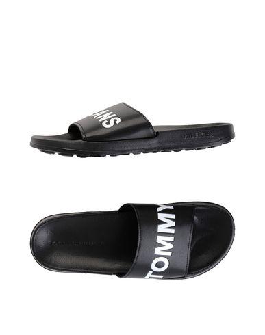 c92859fd3e4e Tommy Jeans Tommy Jeans Slide Sandal - Sandals - Men Tommy Jeans ...