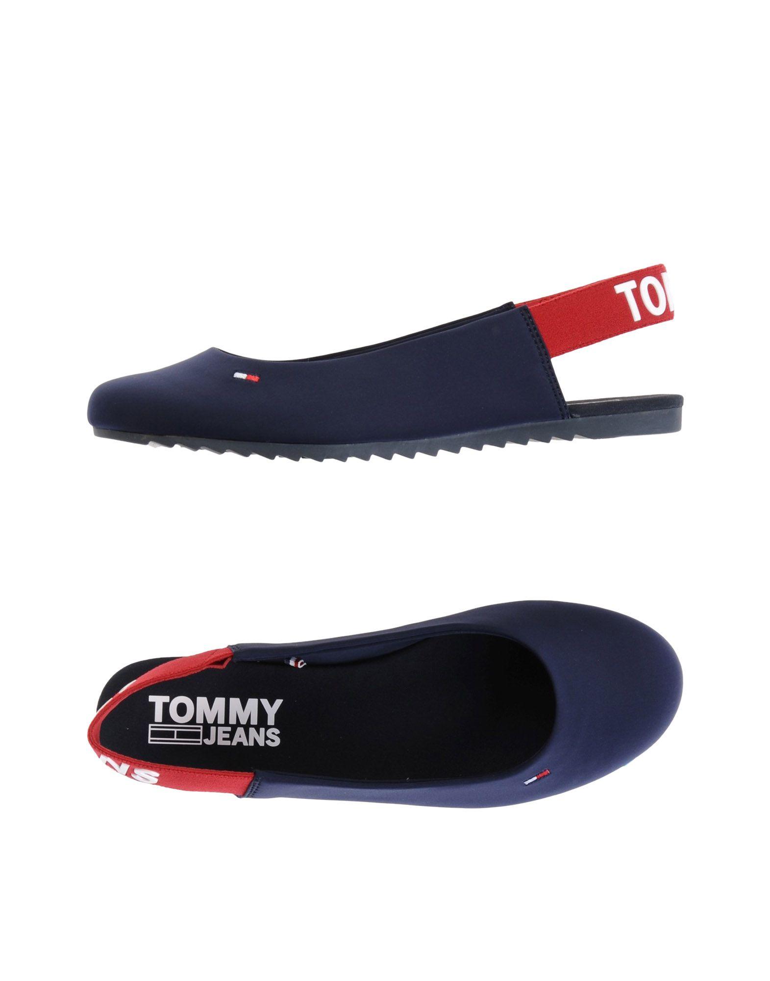 Tommy Jeans Sporty Sling Back Ballerina Ballerina Ballerina  11470949JB Heiße Schuhe add602