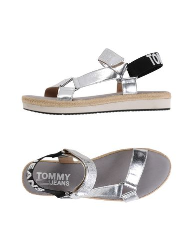 1596e8208d03 Tommy Jeans Sandals - Women Tommy Jeans Sandals online on YOOX ...
