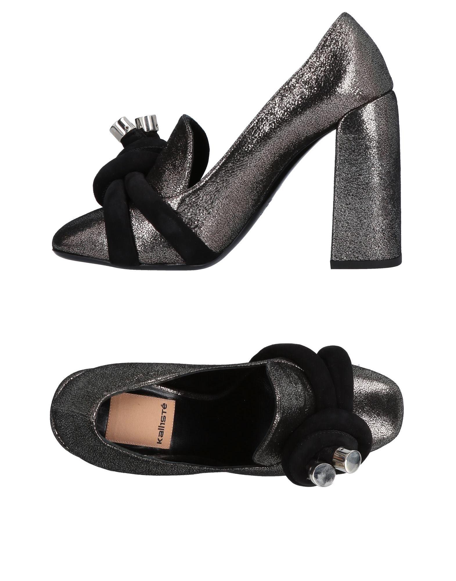 Haltbare Mode billige Schuhe Kallistè Mokassins Damen  11470971BP Heiße Schuhe