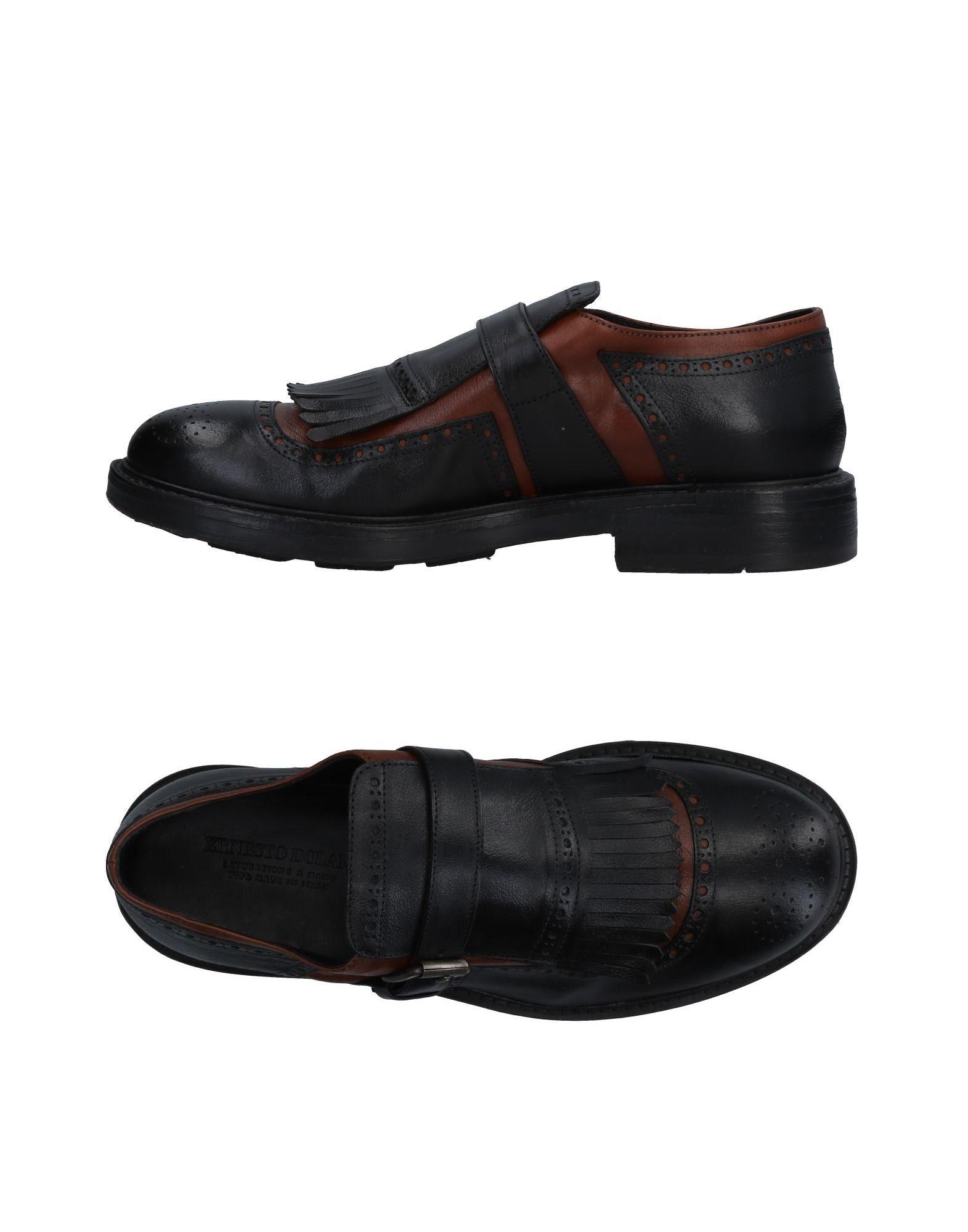 Rabatt echte Schuhe Ernesto Dolani Mokassins Herren  11470972NK