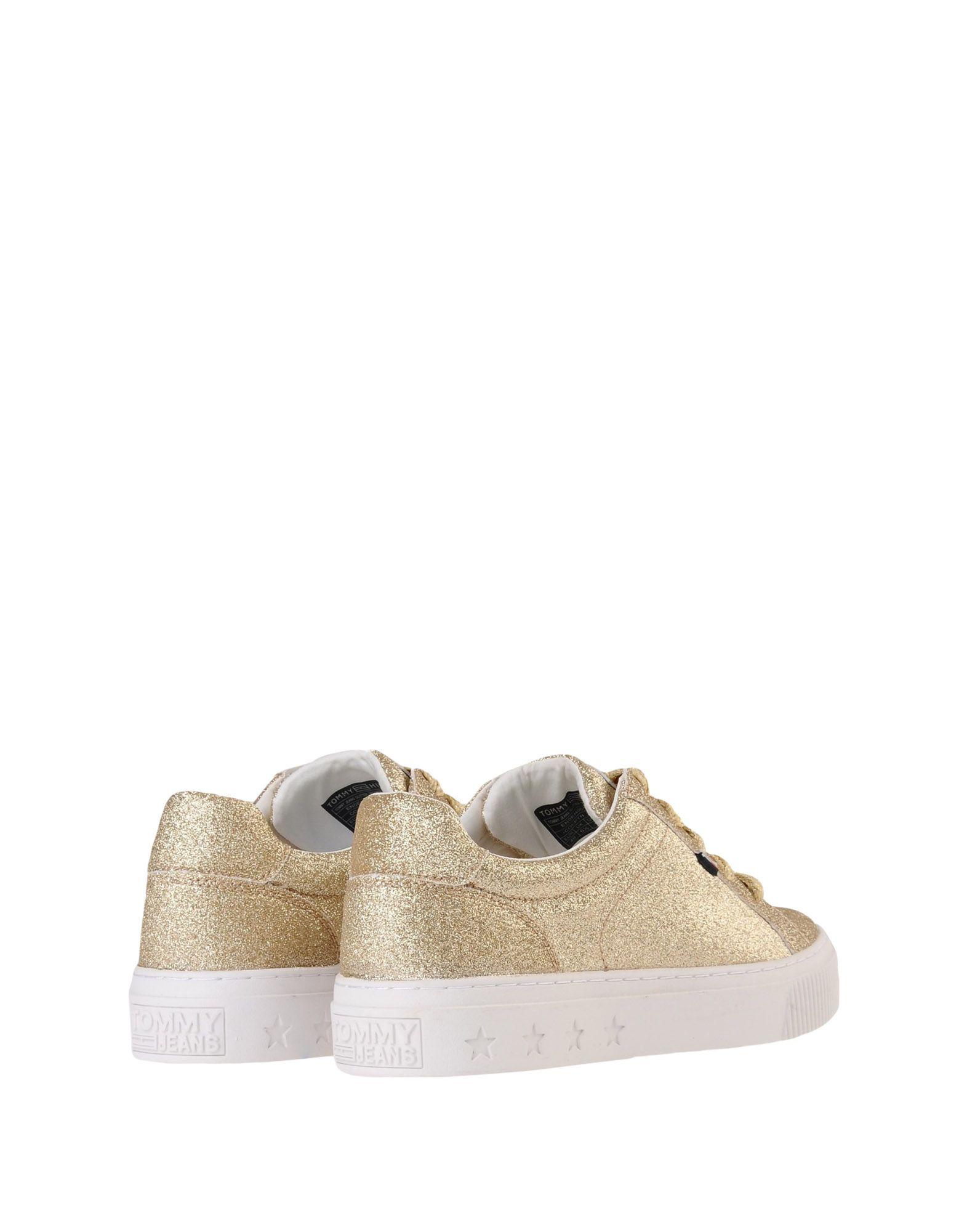 Tommy Jeans Tommy Jeans Glitter Sneaker  Schuhe 11470986OD Gute Qualität beliebte Schuhe  750215