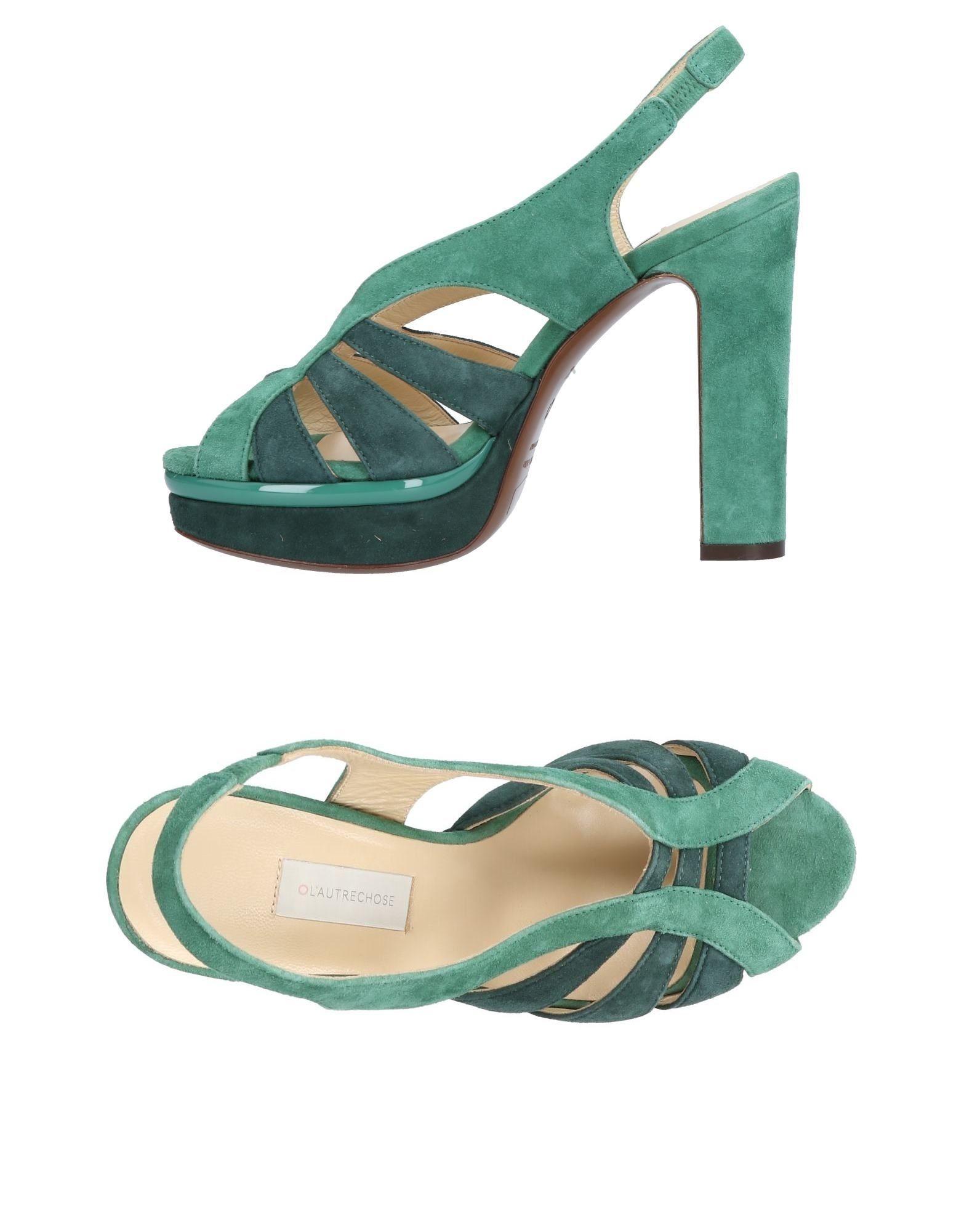 L'  Autre Chose Sandalen Damen  L' 11471042KN Neue Schuhe 9217e3