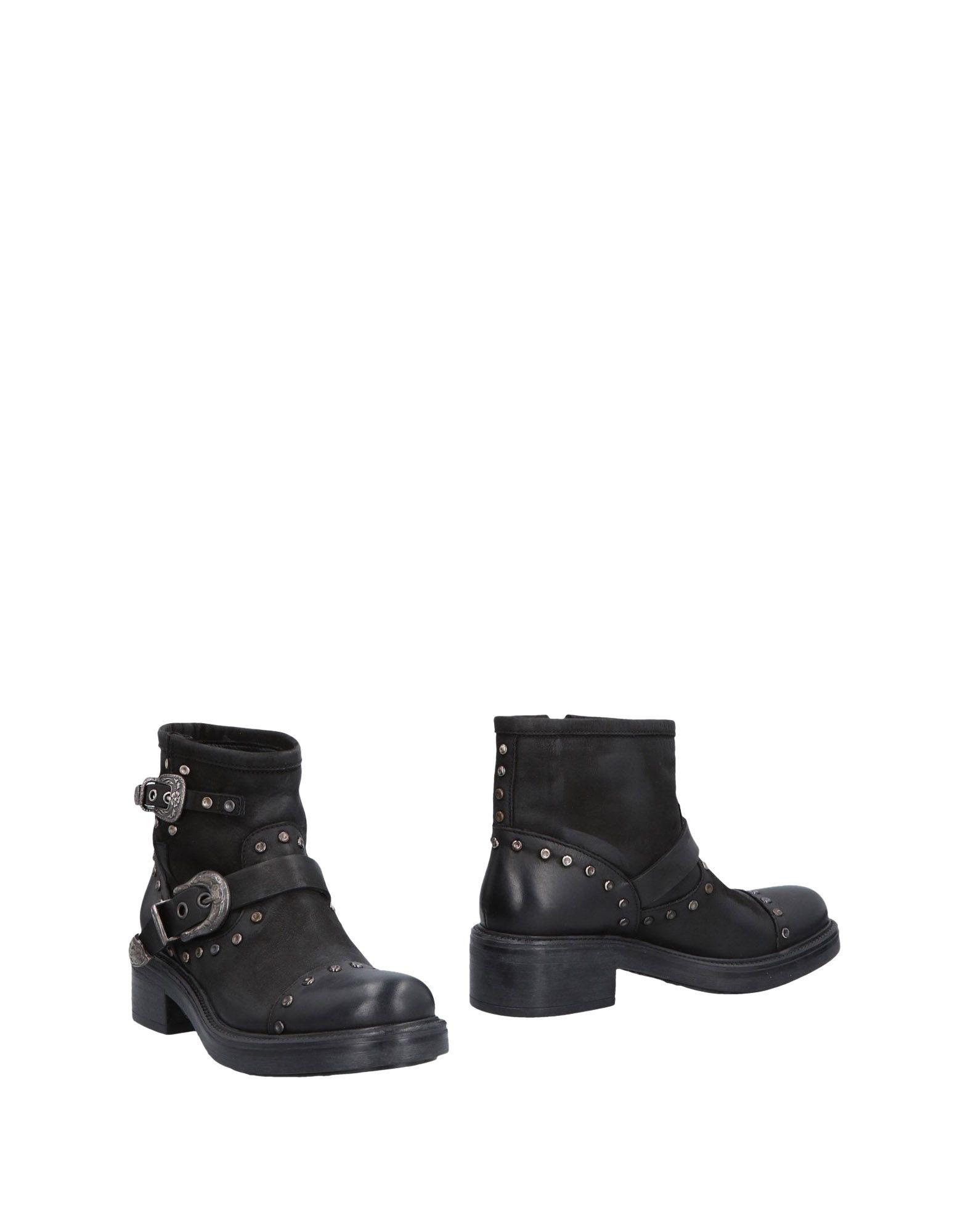 Nora  Barth Stiefelette Damen  Nora 11471050GEGut aussehende strapazierfähige Schuhe 8c545b
