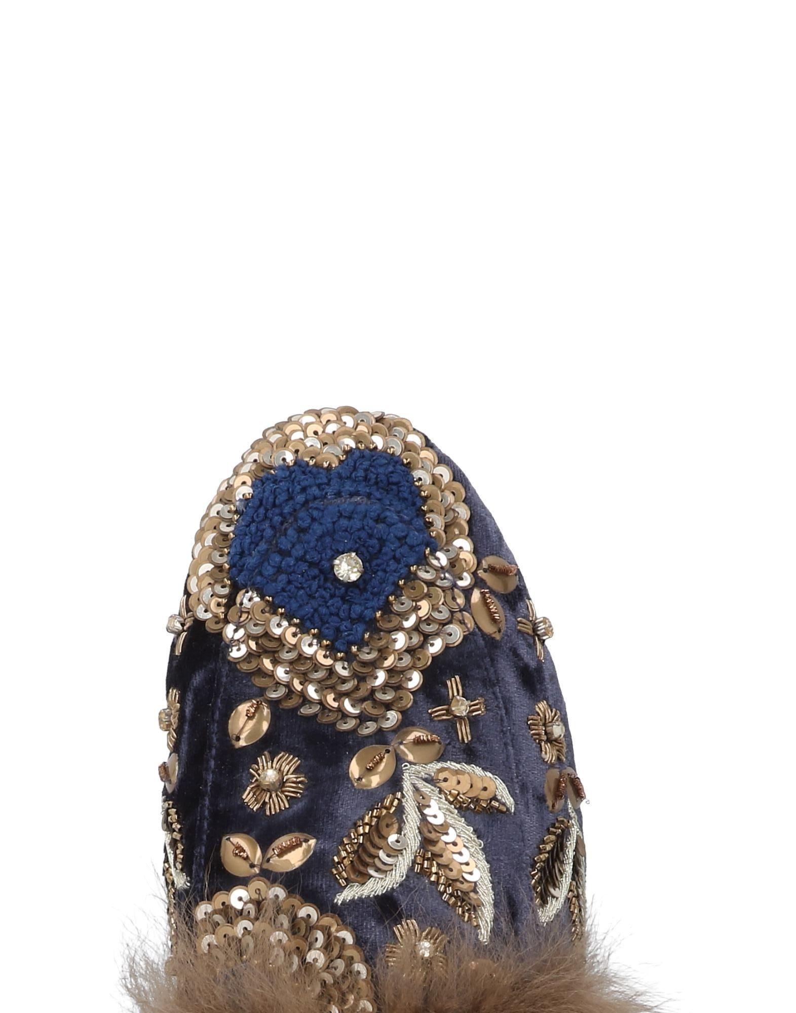 Gut um billige Schuhe  zu tragenCoral Blue Pantoletten Damen  Schuhe 11471053RQ 7b21be