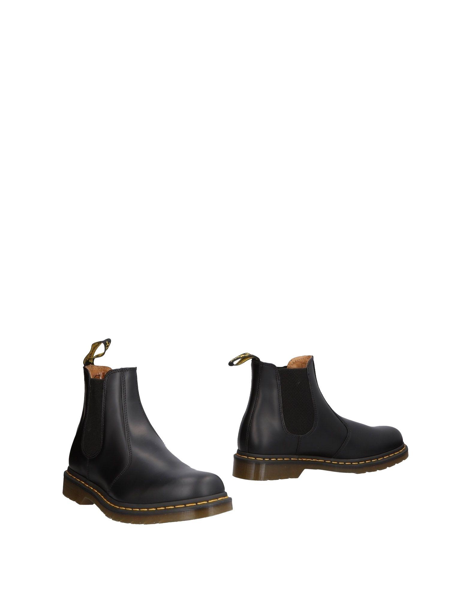 Rabatt echte Schuhe Dr. Martens Stiefelette Herren  11471089DH