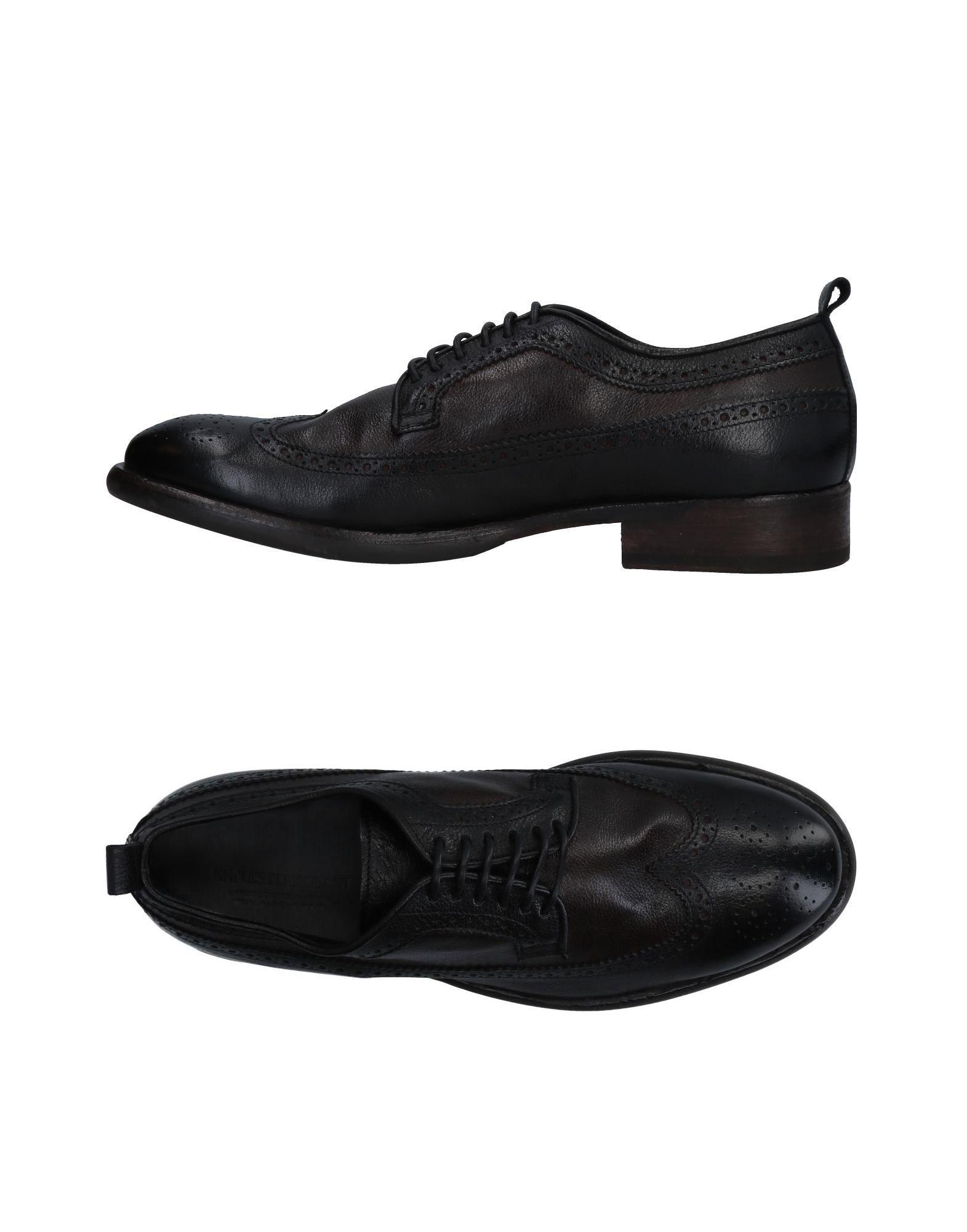 Rabatt echte Schuhe Ernesto Dolani Schnürschuhe Herren  11471094MF