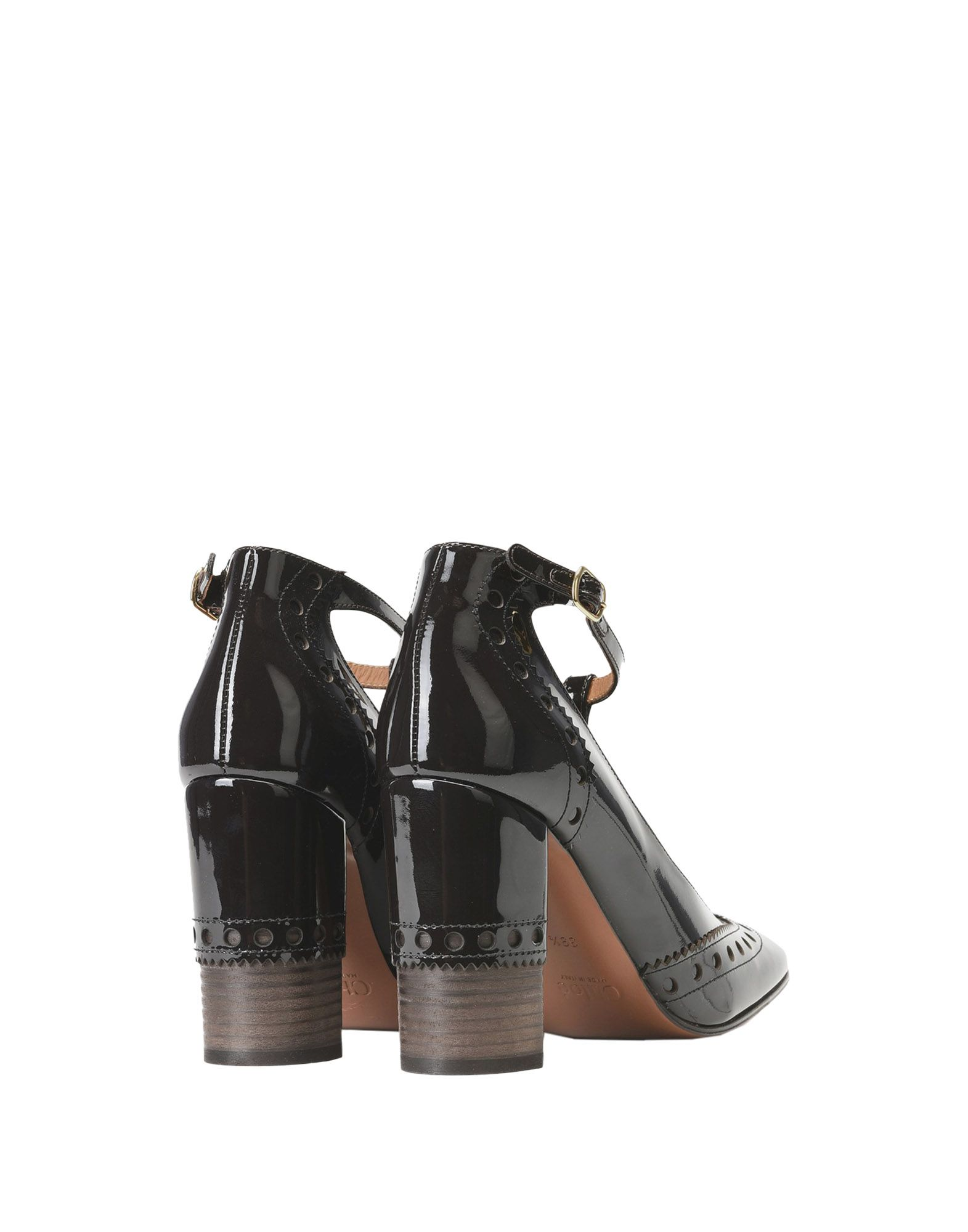 Chloé Pumps aussehende Damen  11471104SSGünstige gut aussehende Pumps Schuhe 0330b3
