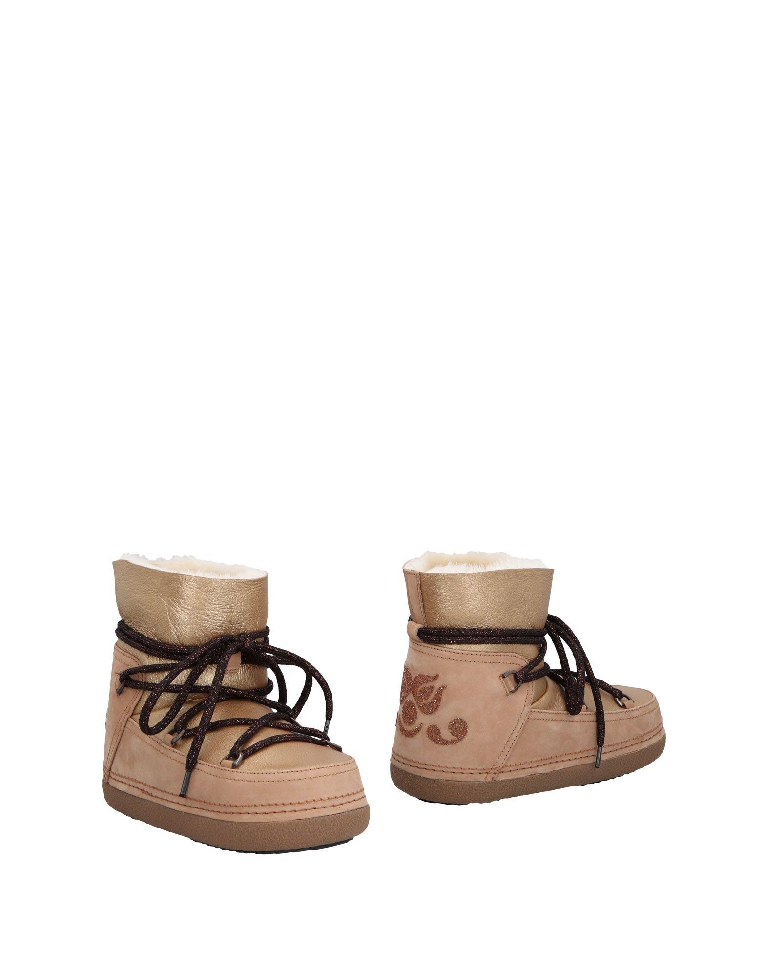 Rabatt Schuhe Inuikii Stiefelette Damen  11471140EE