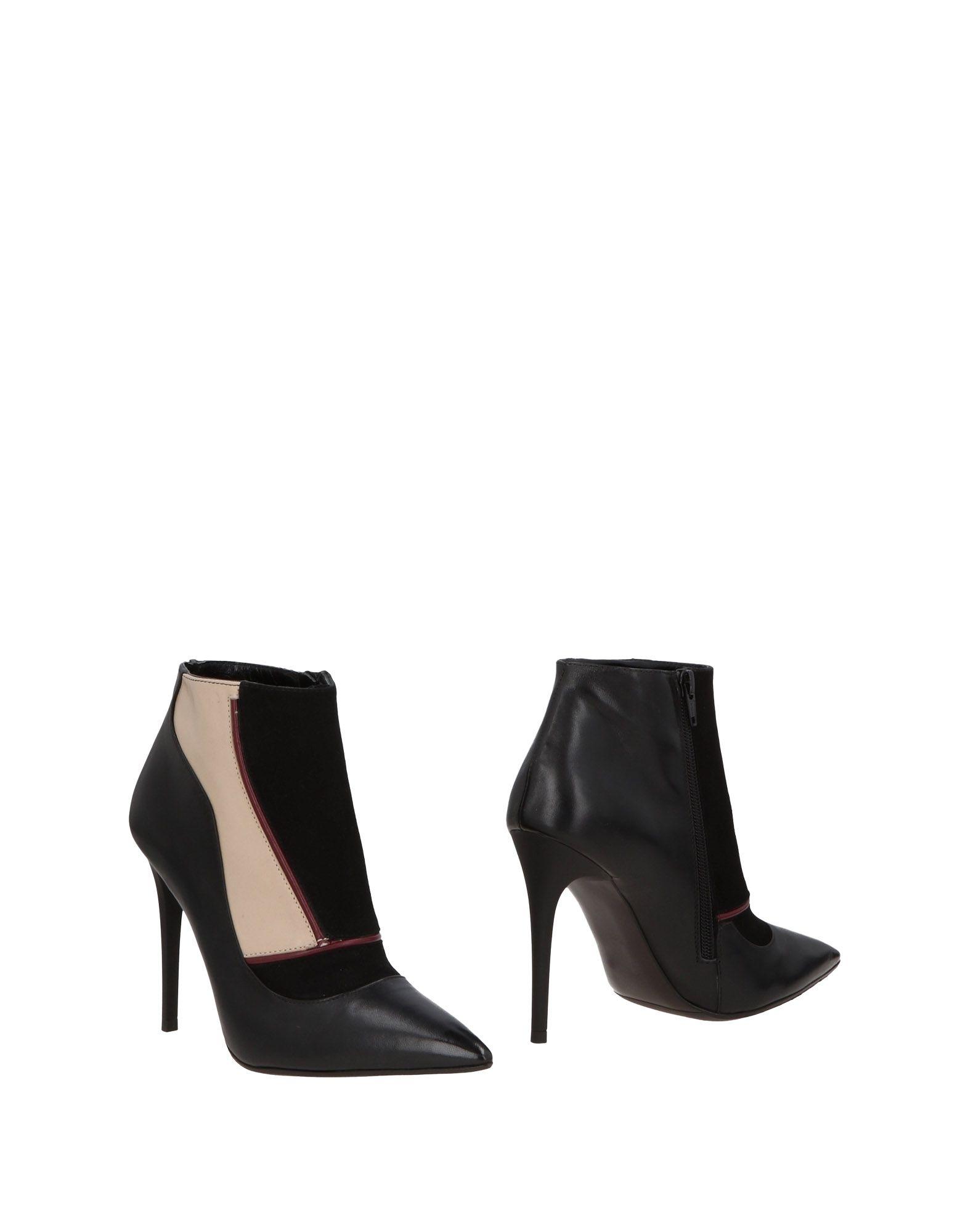 Bottine Islo Isabella Lorusso Femme - Bottines Islo Isabella Lorusso Noir Nouvelles chaussures pour hommes et femmes, remise limitée dans le temps