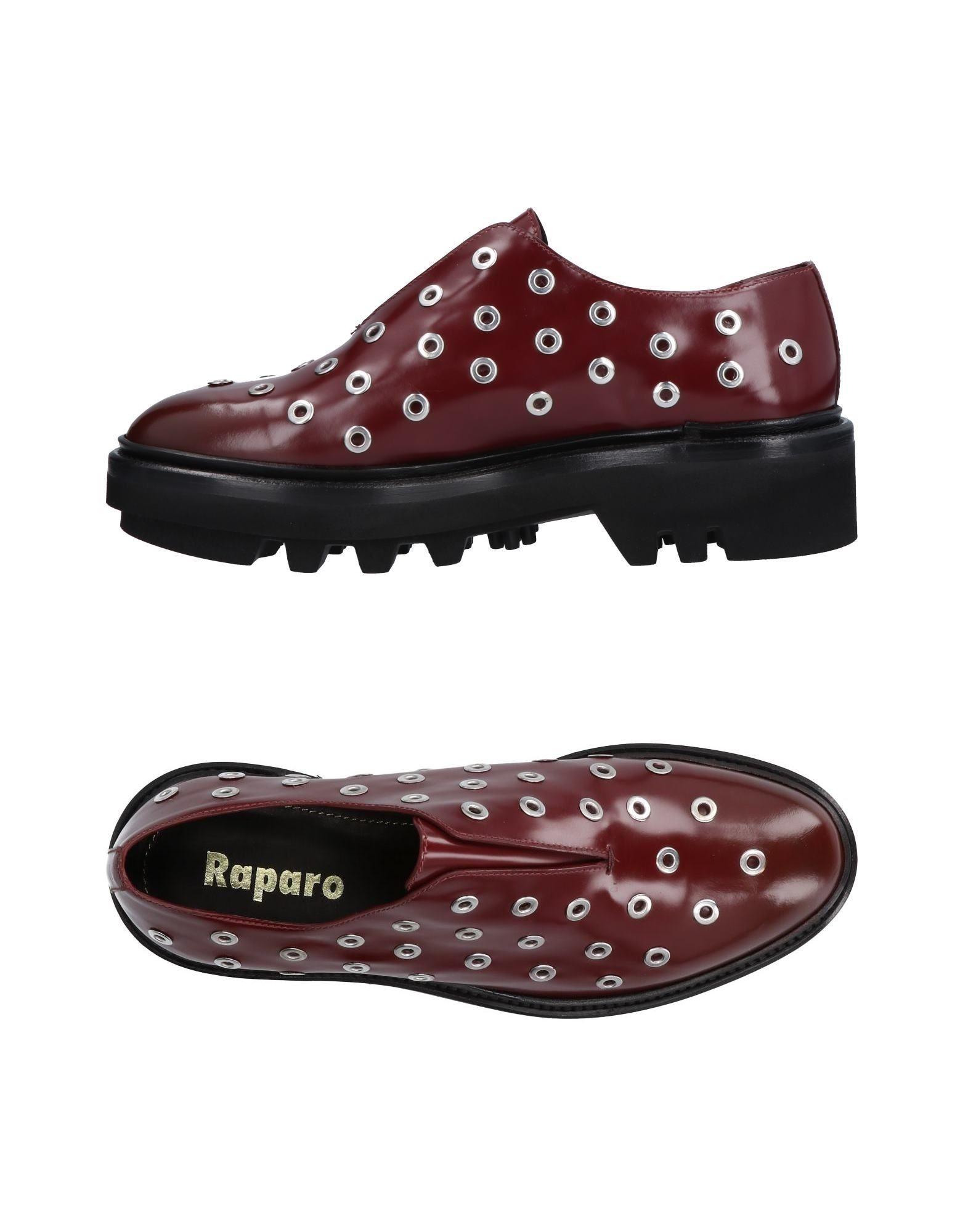 Raparo Mokassins Damen  11471303XVGut aussehende strapazierfähige Schuhe