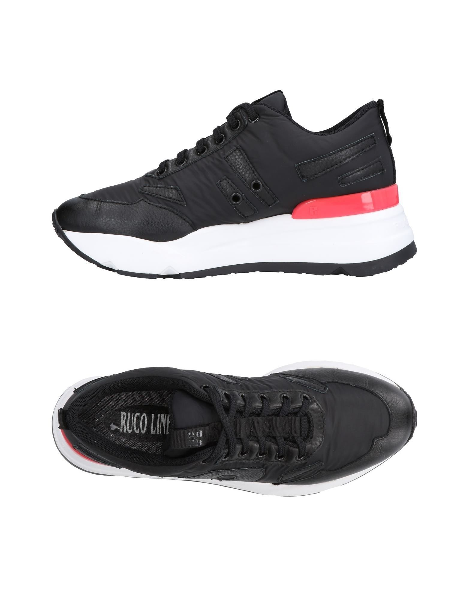 Gut um billige Schuhe zu tragenRuco Line Sneakers Damen  11471305IV
