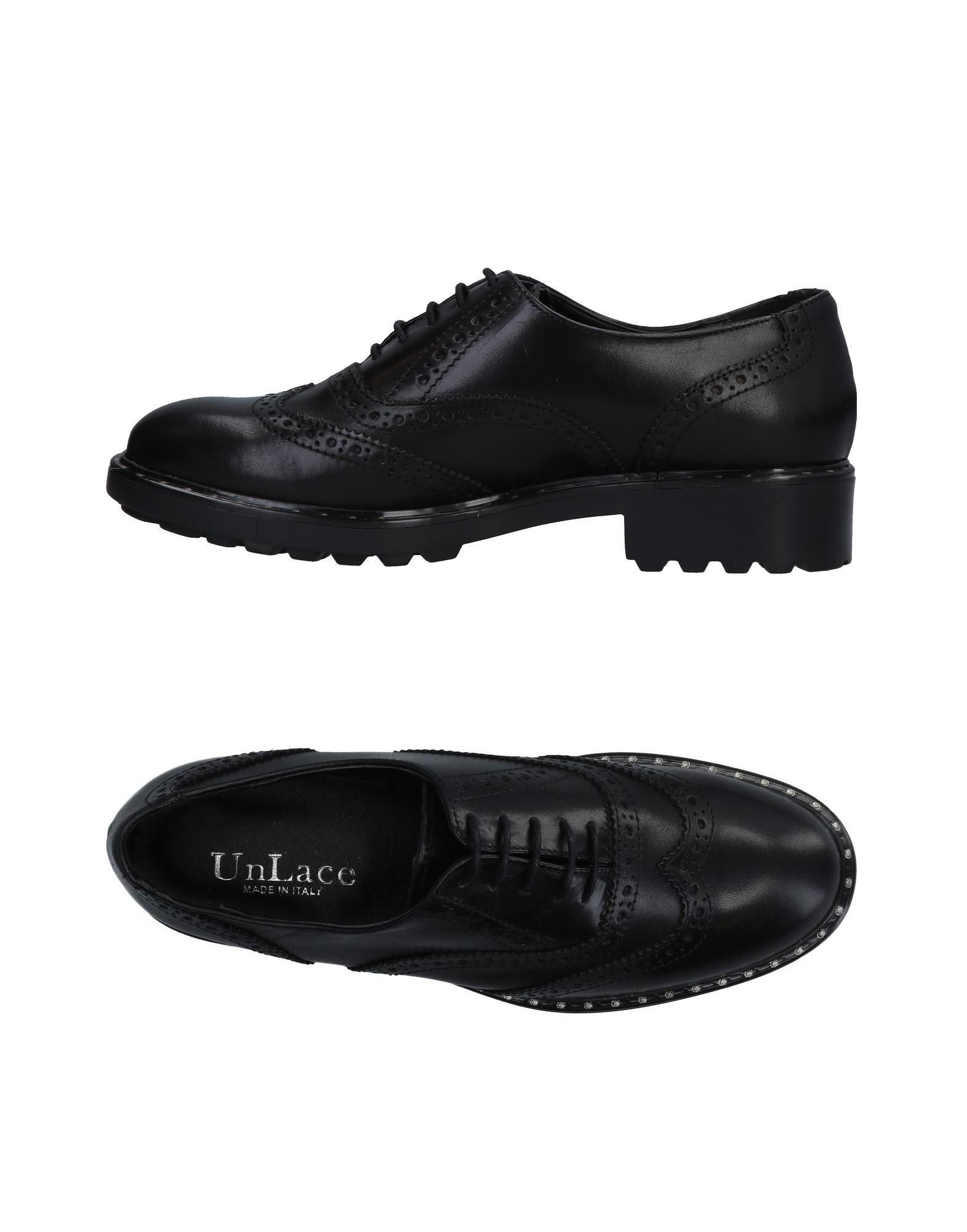 Günstige und modische Schuhe Unlace Schnürschuhe Damen  11471367BX