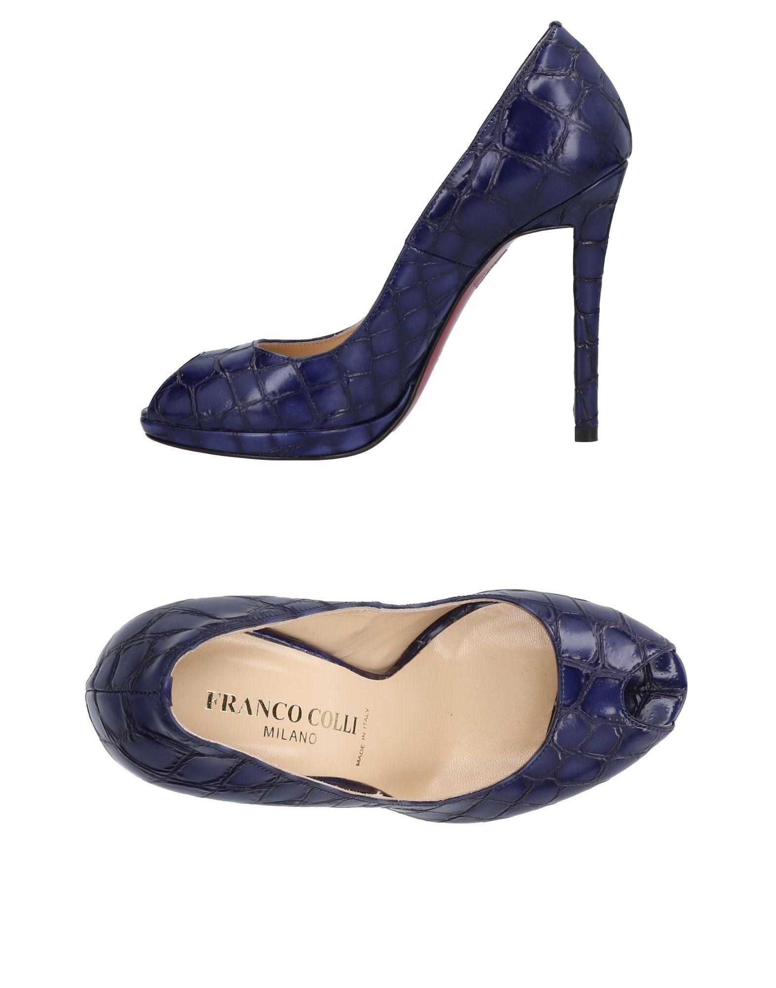 Gut Colli um billige Schuhe zu tragenFranco Colli Gut Pumps Damen  11471379LE 39269b