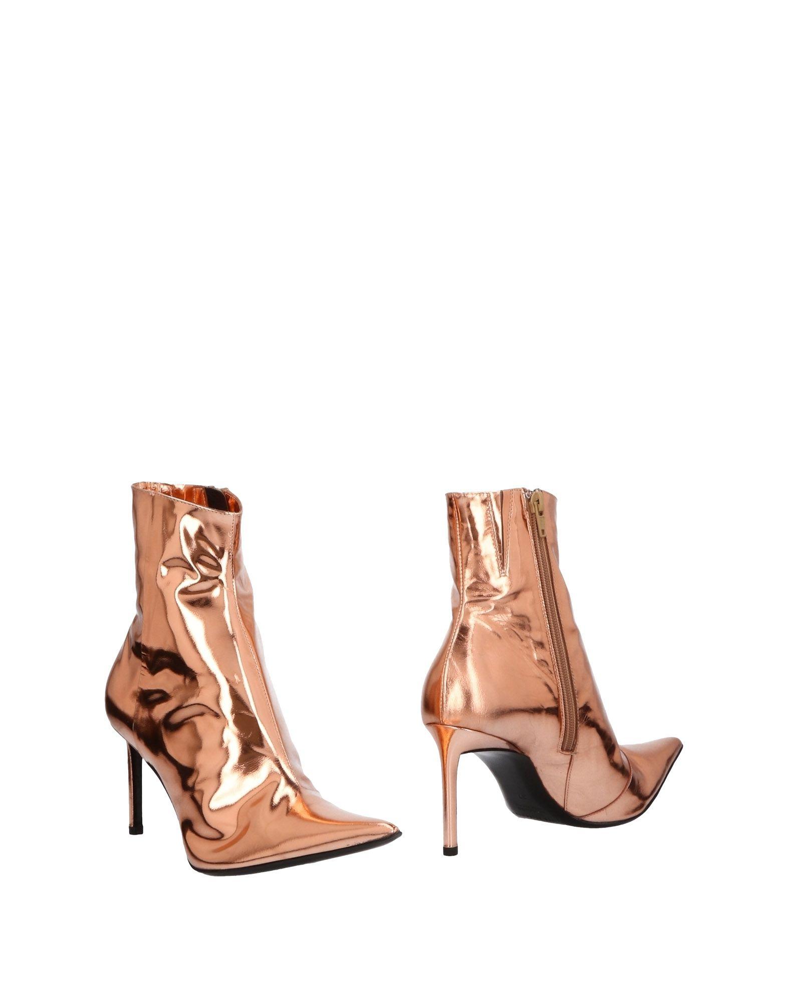 Haider Ackermann 11471413ILGünstige Stiefelette Damen  11471413ILGünstige Ackermann gut aussehende Schuhe 581d62