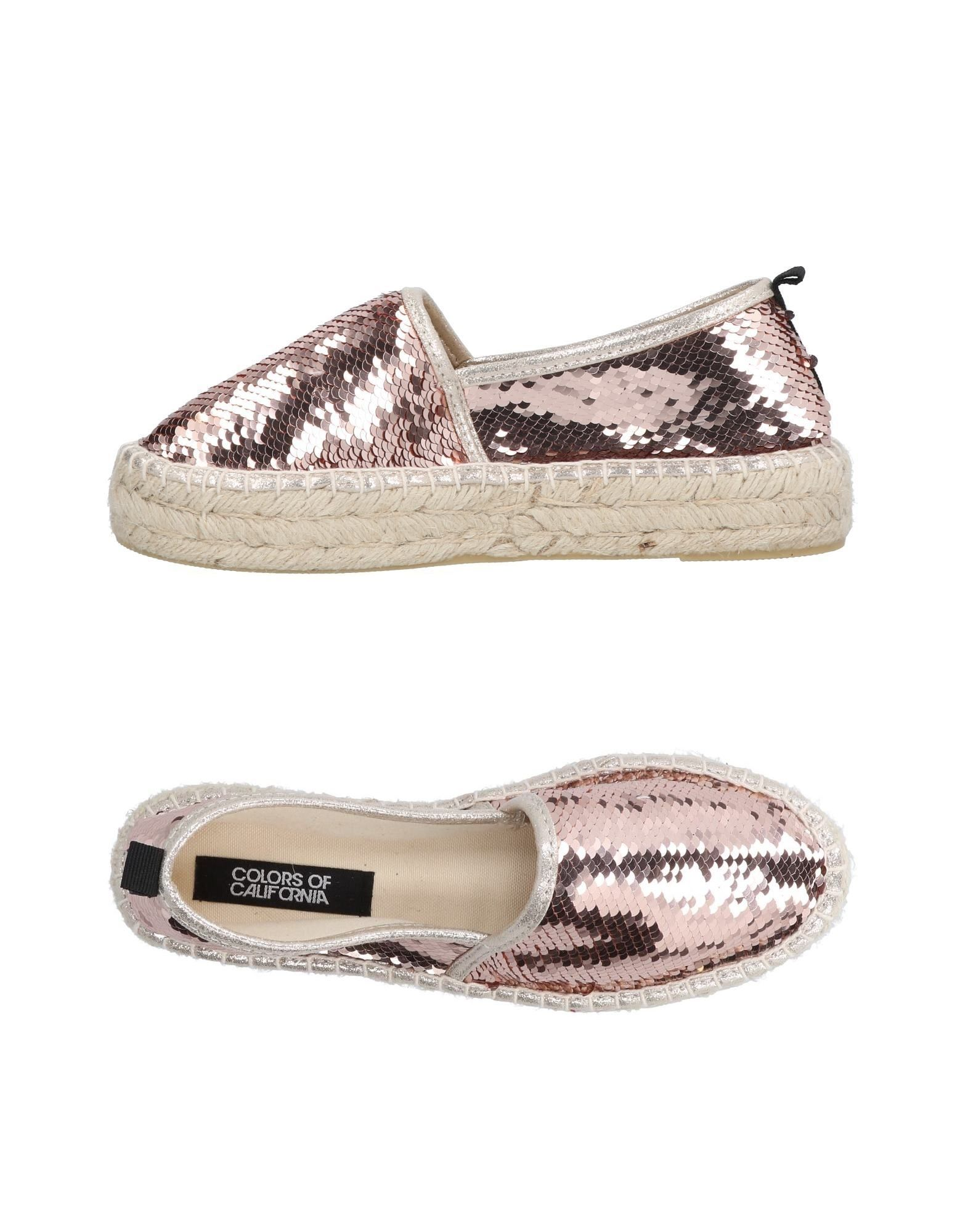 Colors Of California Espadrilles Damen  11471466MJ Gute Qualität beliebte Schuhe