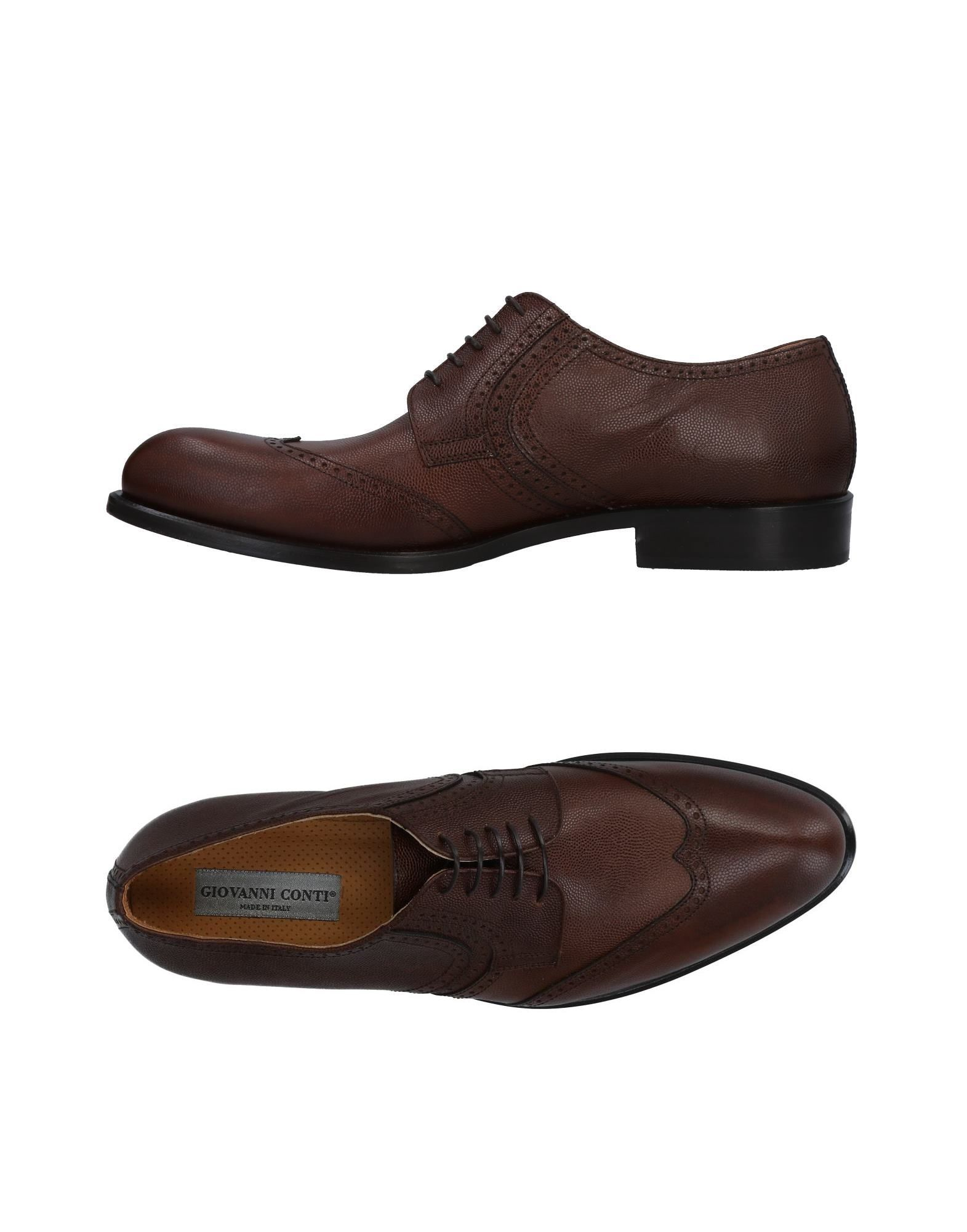 Giovanni Conti Schnürschuhe Herren  11471486VQ Gute Qualität beliebte Schuhe