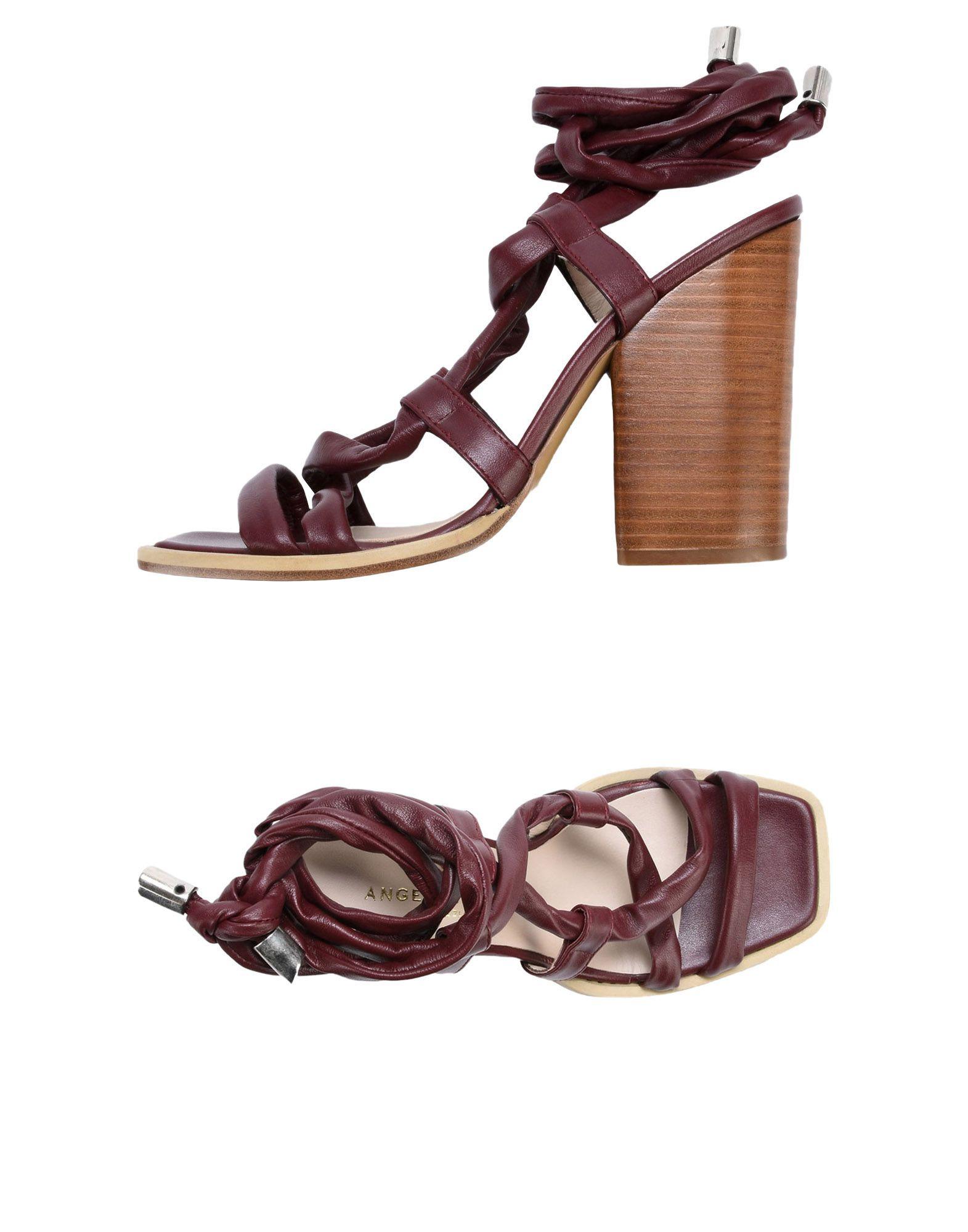 Gut um billige Schuhe zu zu zu tragenAngela Chiara Venezia Sandalen Damen 11471503SA 3a2c49