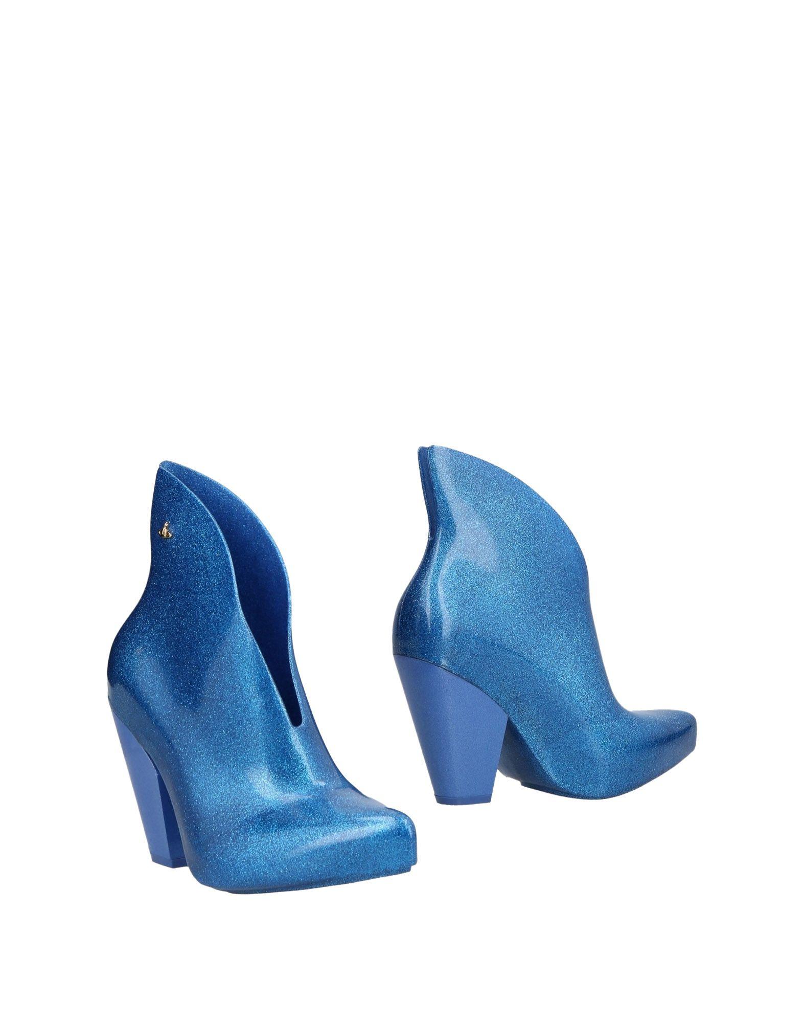 Stilvolle billige Schuhe Vivienne Westwood Anglomania + Melissa Stiefelette Damen  11471511FH