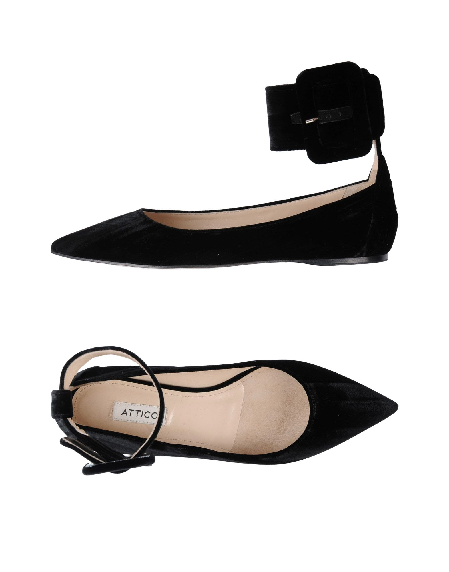 Attico Ballerinas Damen Damen Damen  11471516VUGünstige gut aussehende Schuhe 287aba