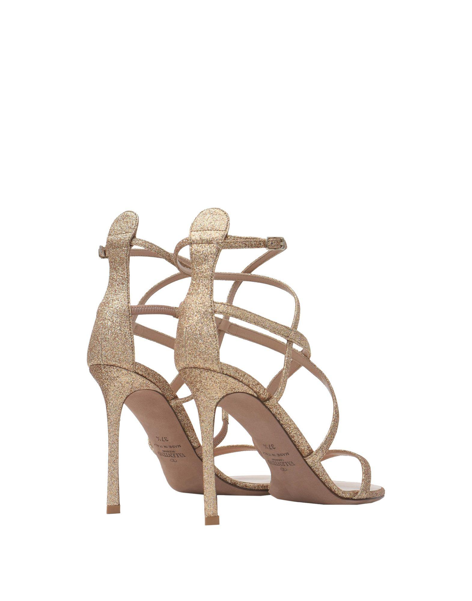 Valentino Garavani Sandalen gut Damen  11471525WUGünstige gut Sandalen aussehende Schuhe 520173