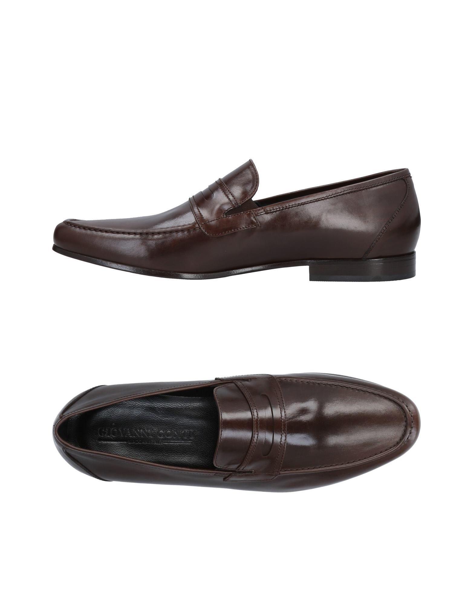 Giovanni Conti Mokassins Herren  Schuhe 11471529RA Gute Qualität beliebte Schuhe  040811