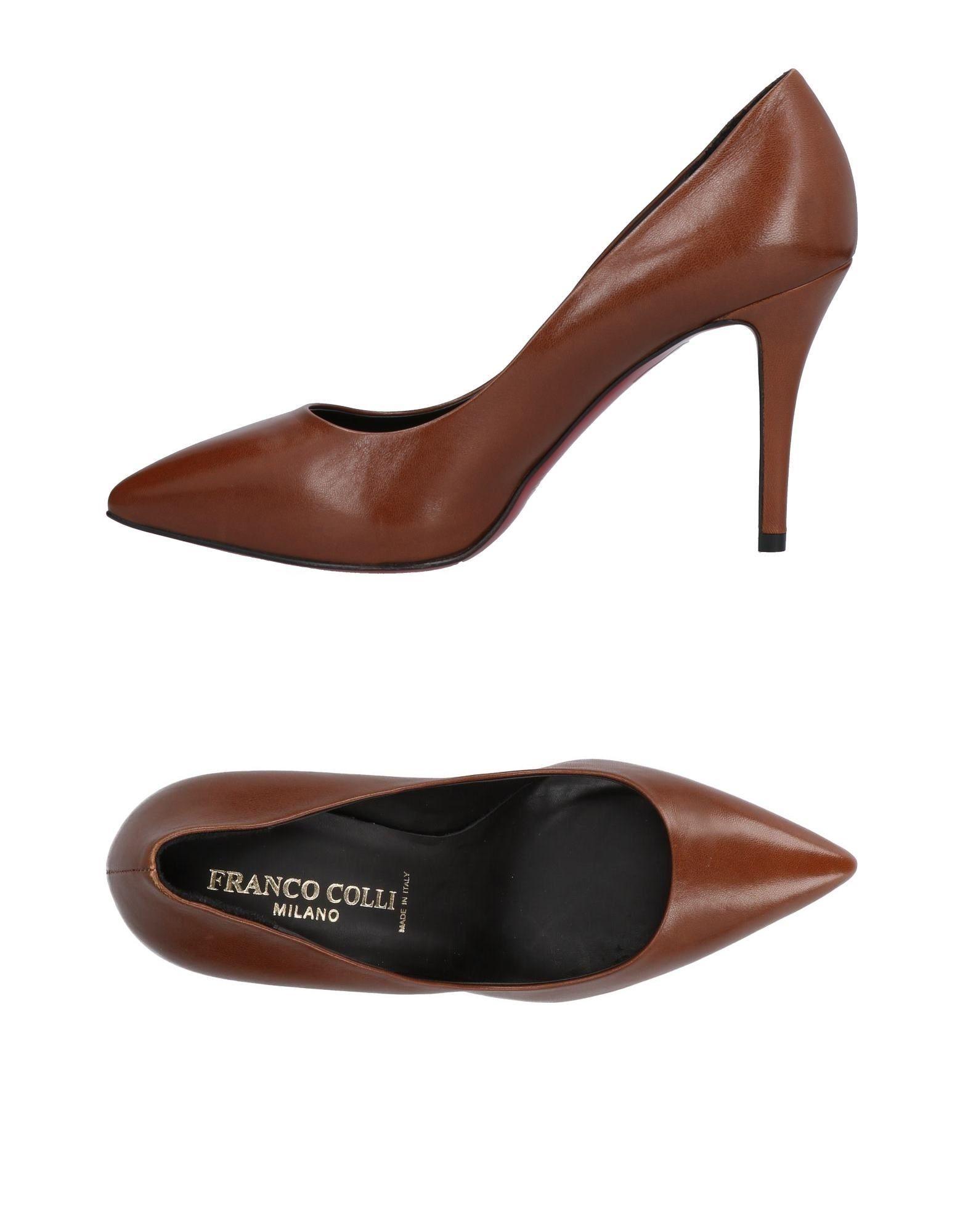 Franco Colli Pumps Damen  11471535JO Gute Qualität beliebte Schuhe