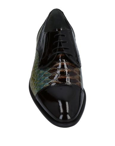 Chaussures À Vert Conti Lacets Giovanni OqS5E5