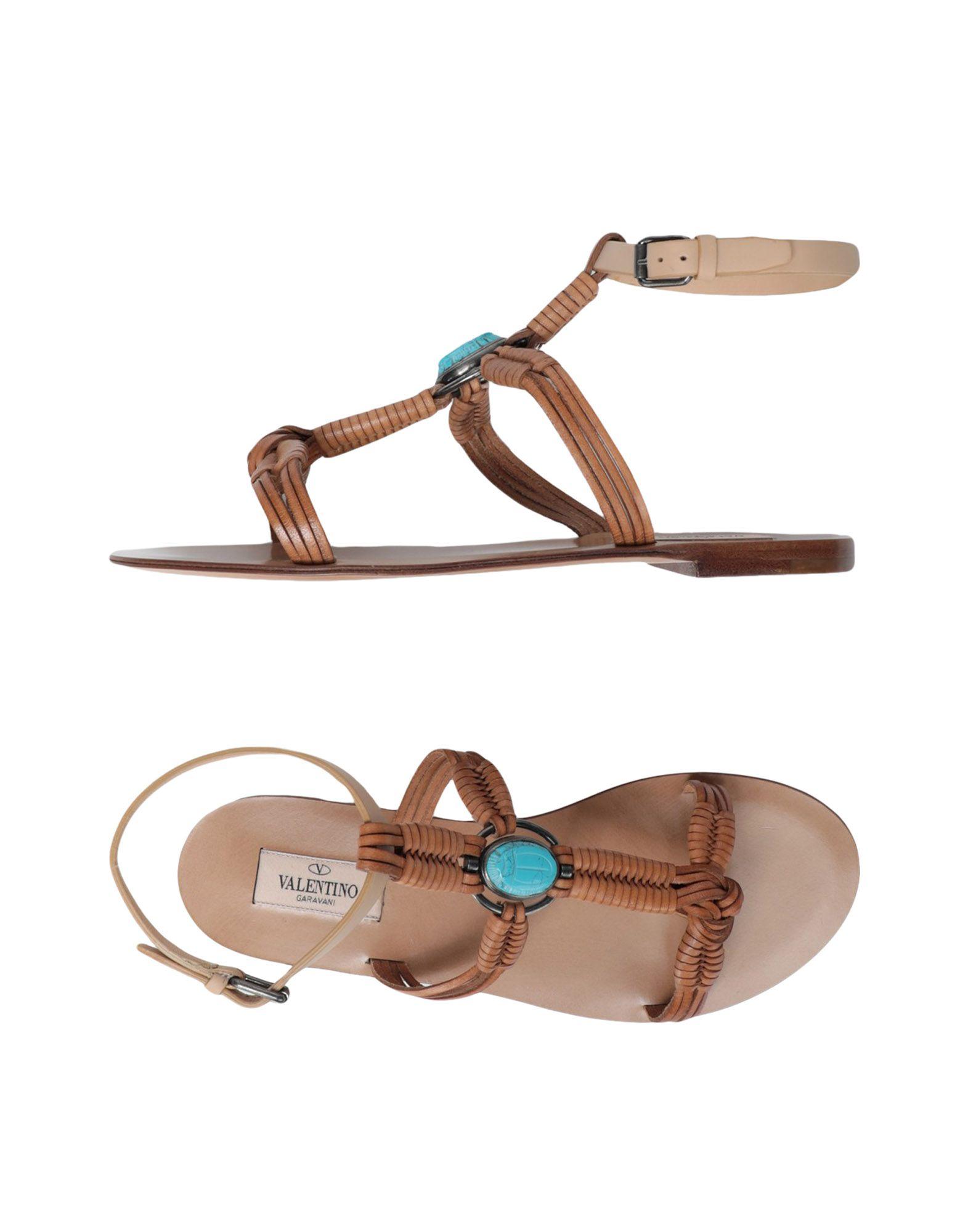 Valentino Garavani Sandals Sandals - Women Valentino Garavani Sandals Sandals online on  Canada - 11471561PU 798903