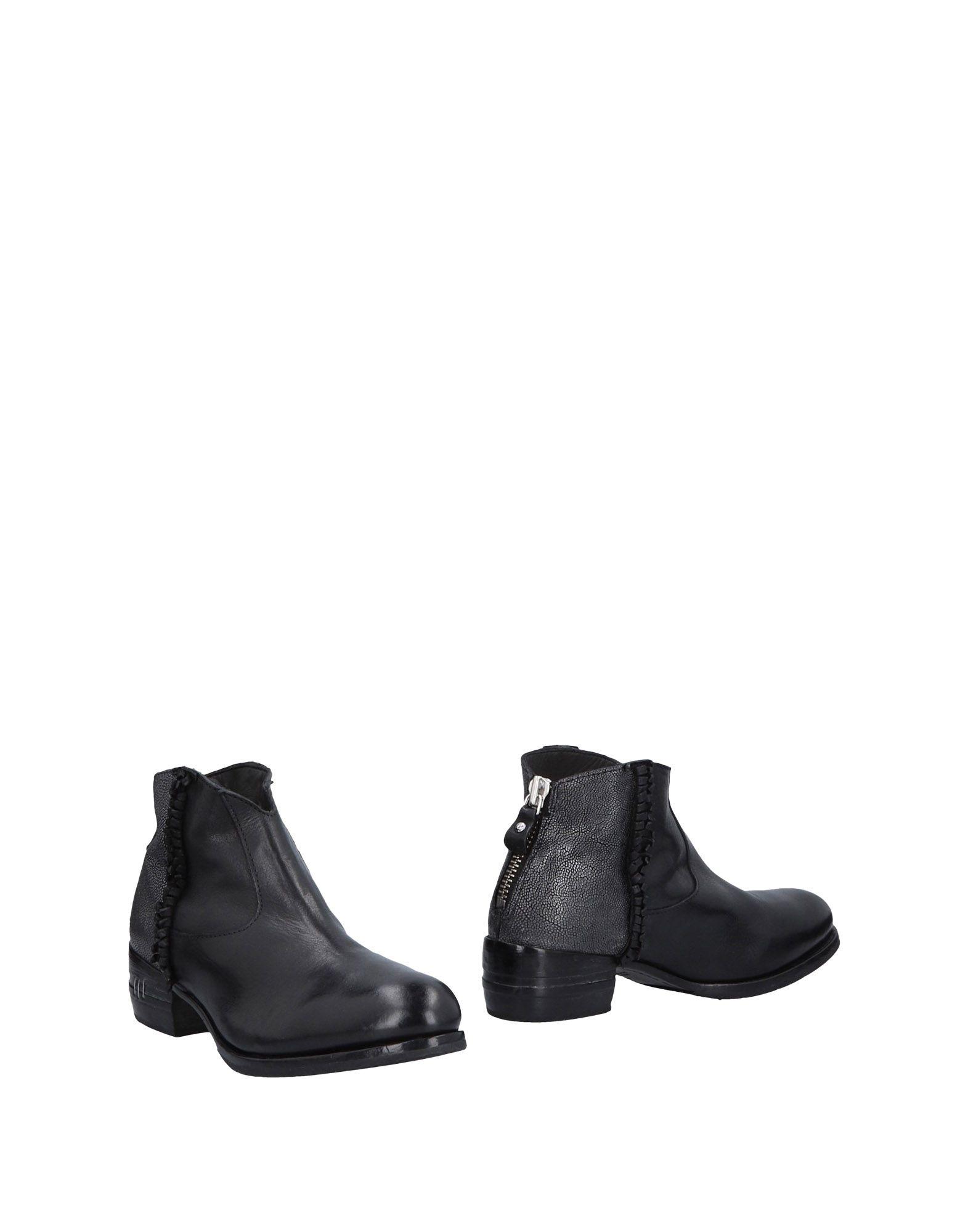 Moma Stiefelette Damen  11471563TMGut aussehende strapazierfähige Schuhe